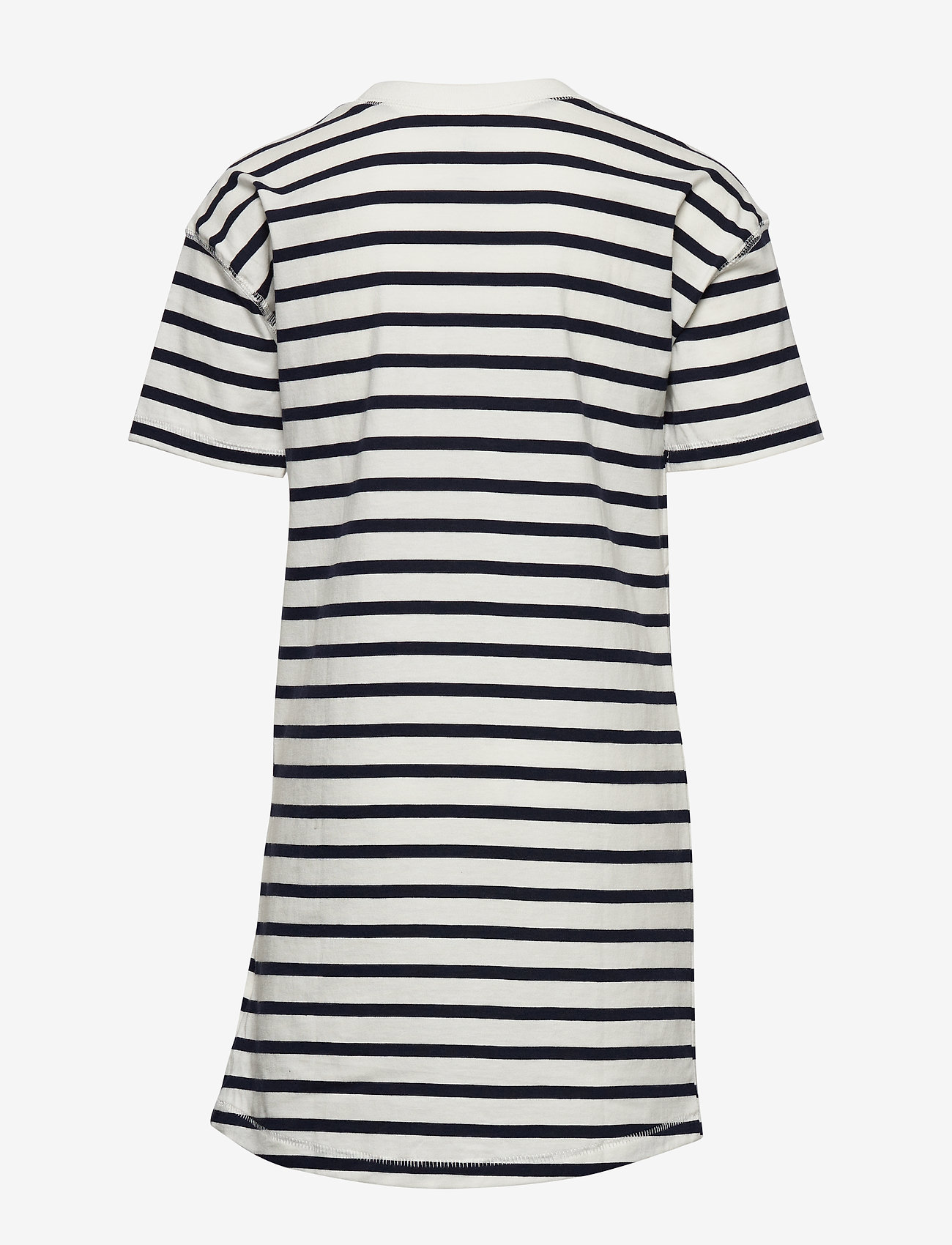 GAP - FR ARCH DRS - robes - new off white stripe - 1