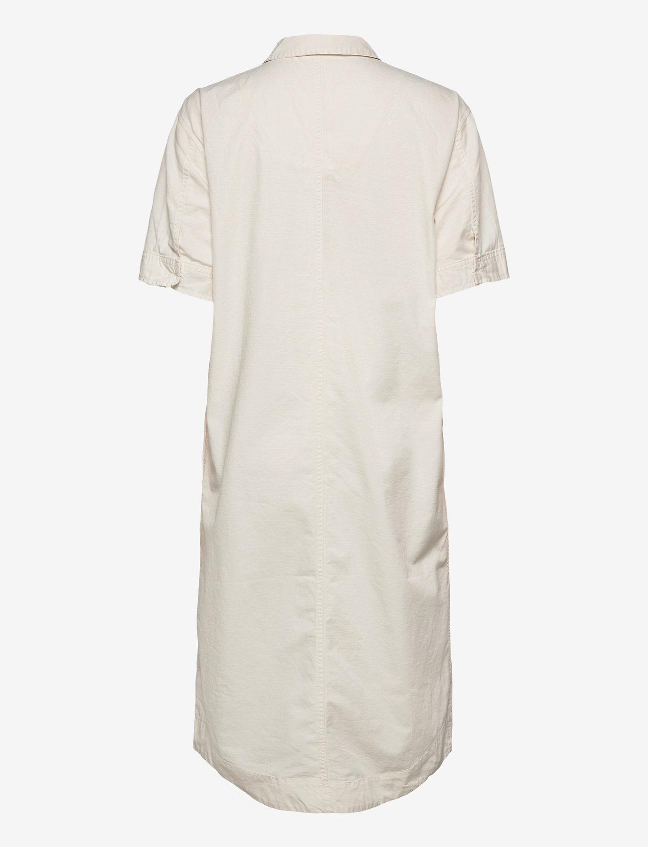 GAP - Midi Shirtdress - midi dresses - ivory frost - 1