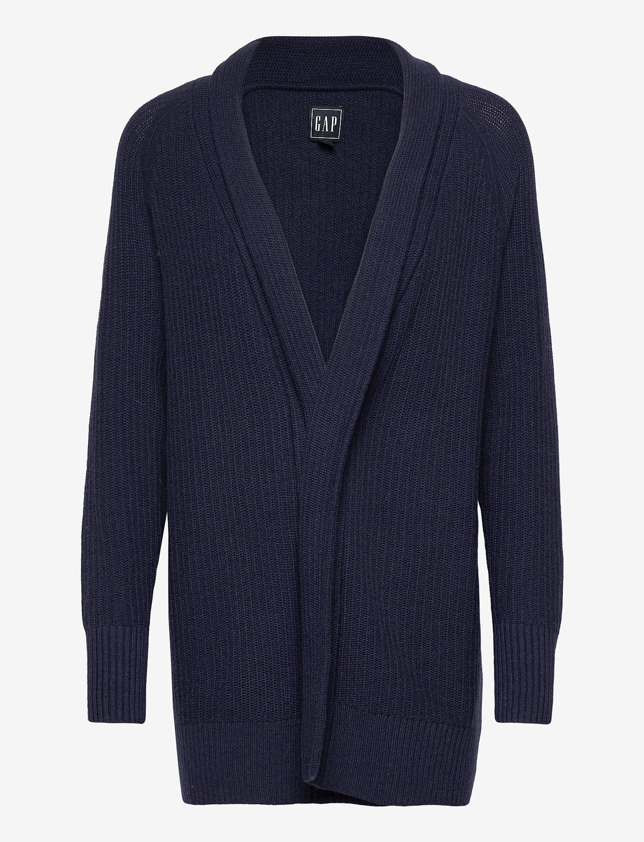 GAP - True Soft Cardigan - cardigans - navy uniform v2 - 0