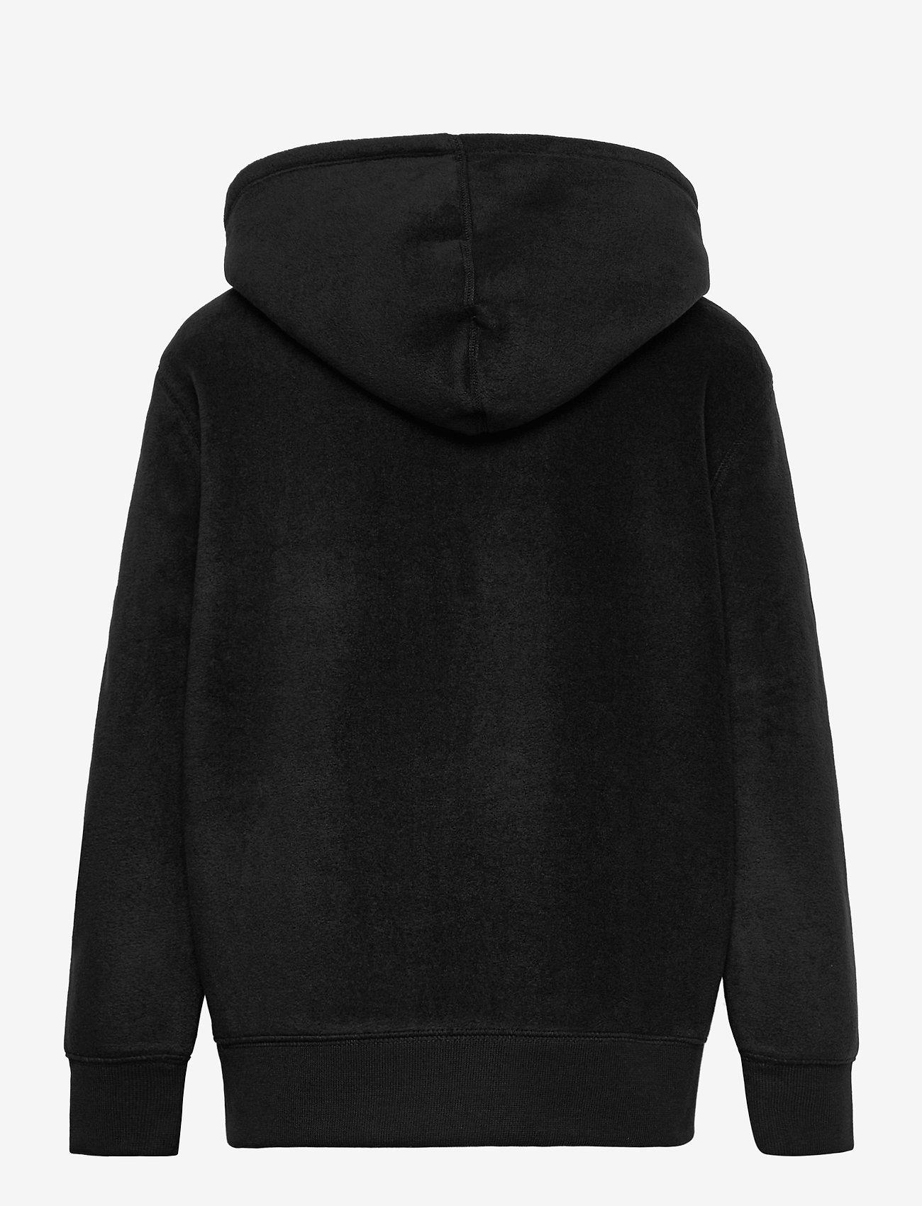 GAP - Kids Gap Logo Hoodie - hoodies - true black - 1