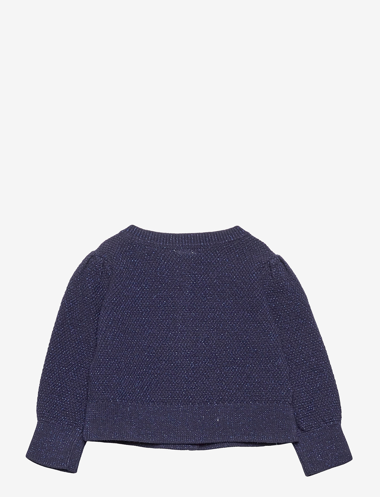 GAP - Toddler Crop Cardigan - gilets - navy uniform - 1