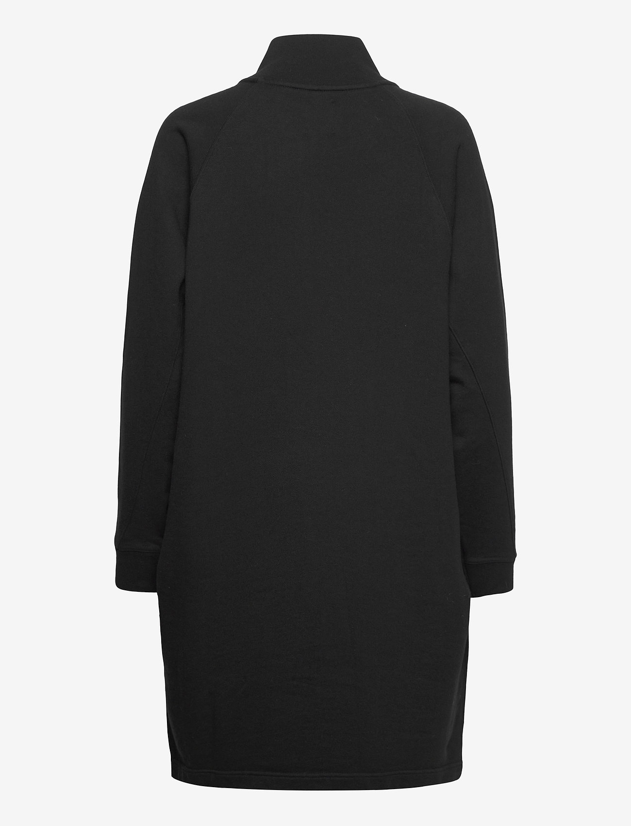 GAP - Half-Zip Front Dress - everyday dresses - true black v2 2 - 1