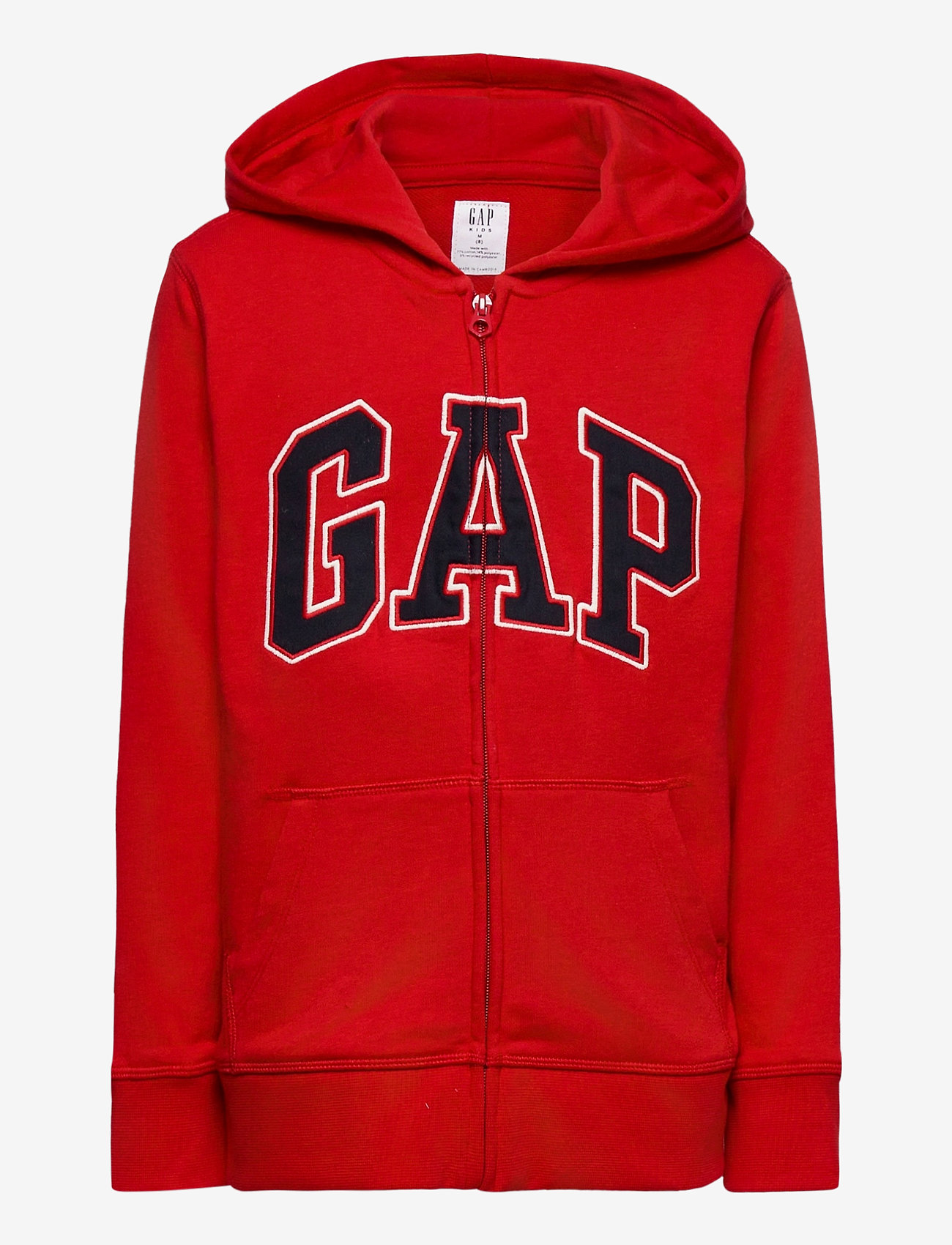GAP - FT NEW ARCH FZ - kapuzenpullover - red sunset - 0