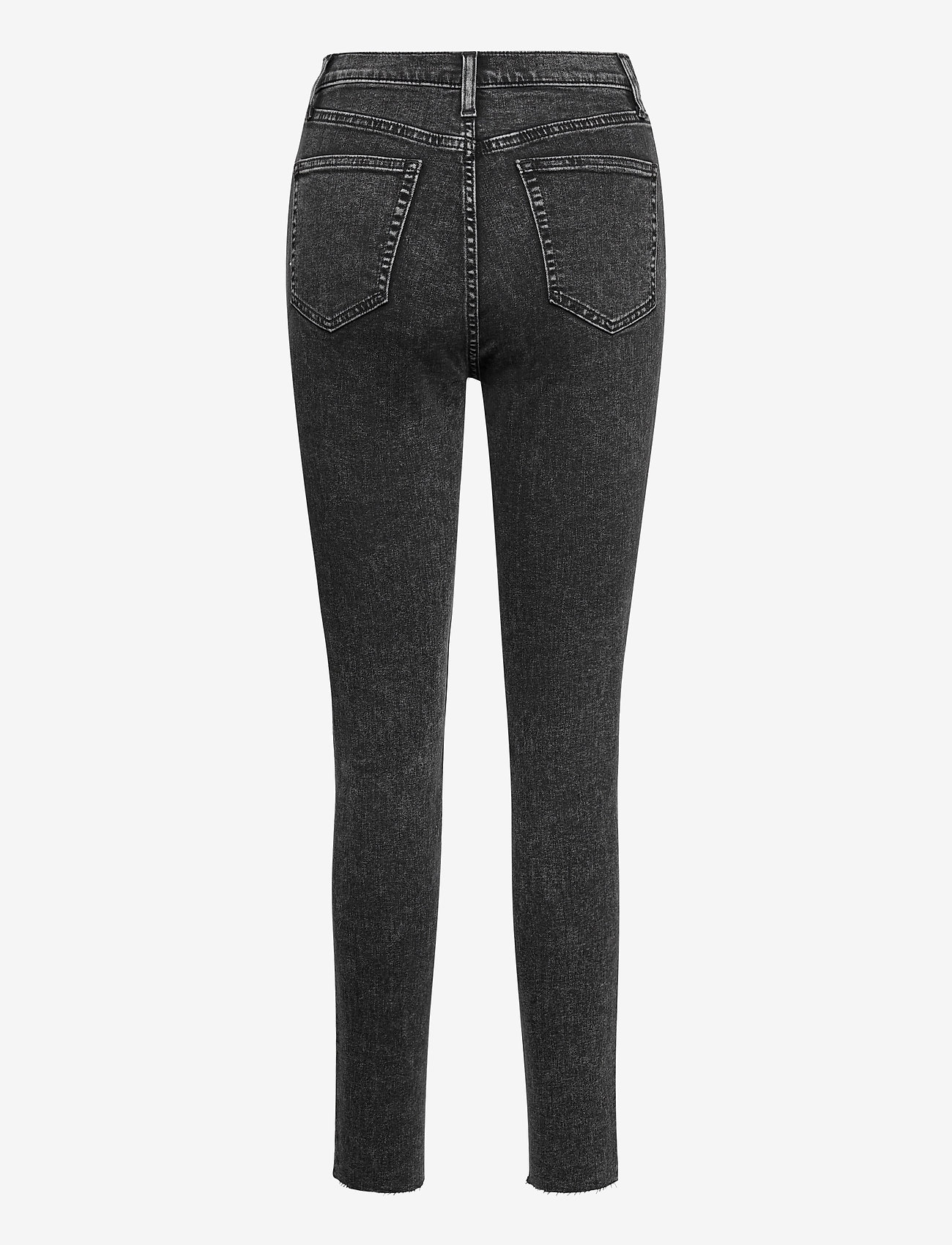 GAP - Sky High Rise True Skinny Jeans with Secret Smoothing - skinny jeans - acid wash - 1