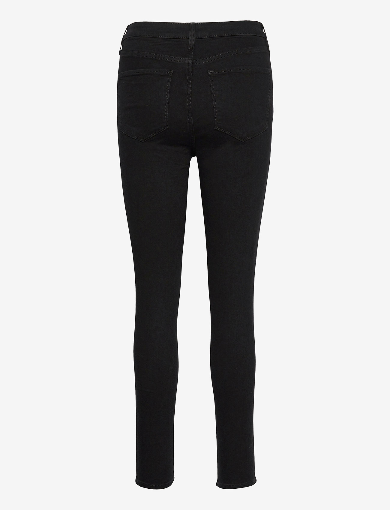 GAP - High Rise Universal Jegging with Secret Smoothing Pockets - slim jeans - black rinse - 1