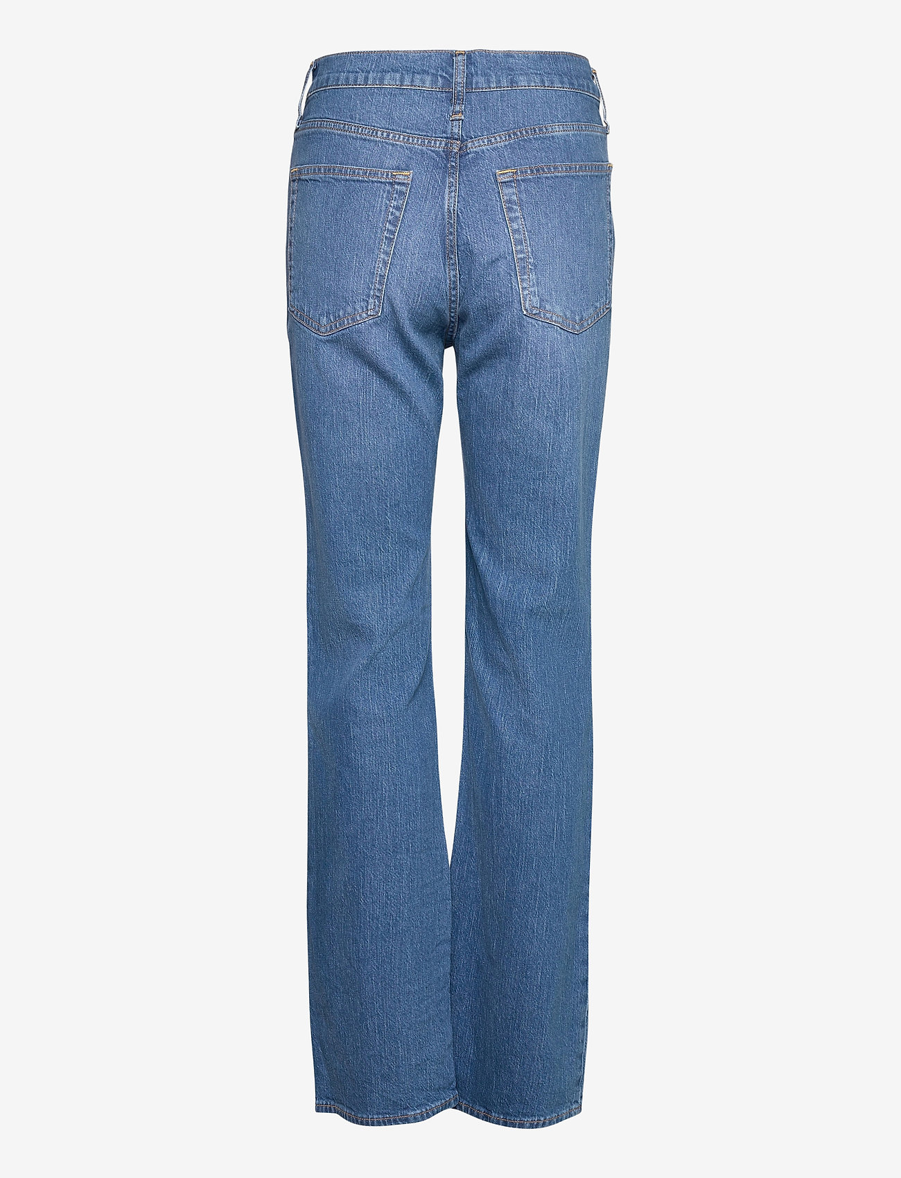 GAP - High Rise Vintage Flare Jeans - straight jeans - medium indigo 11 - 1