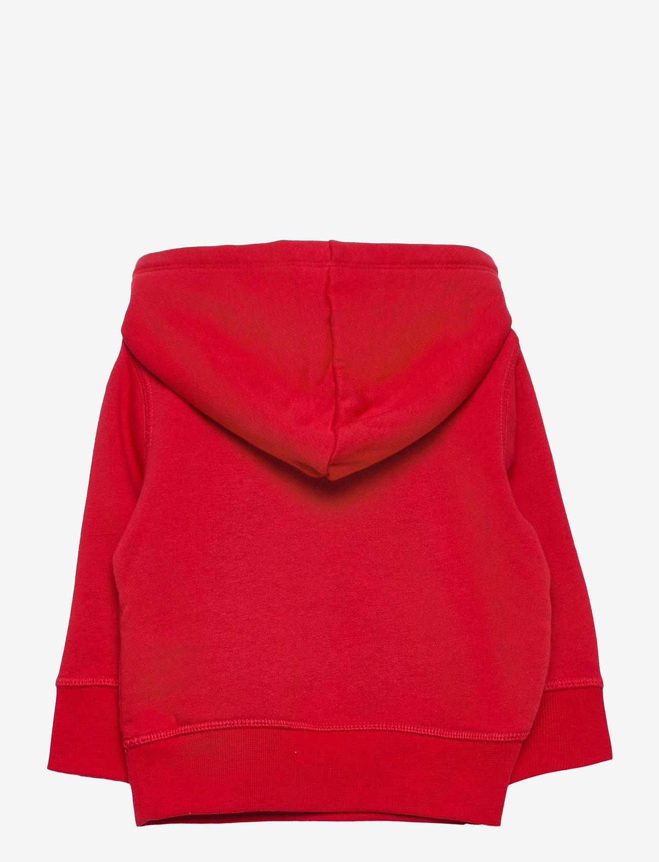 GAP - Toddler Gap Logo Hoodie Sweatshirt - kapuzenpullover - modern red 2 - 1