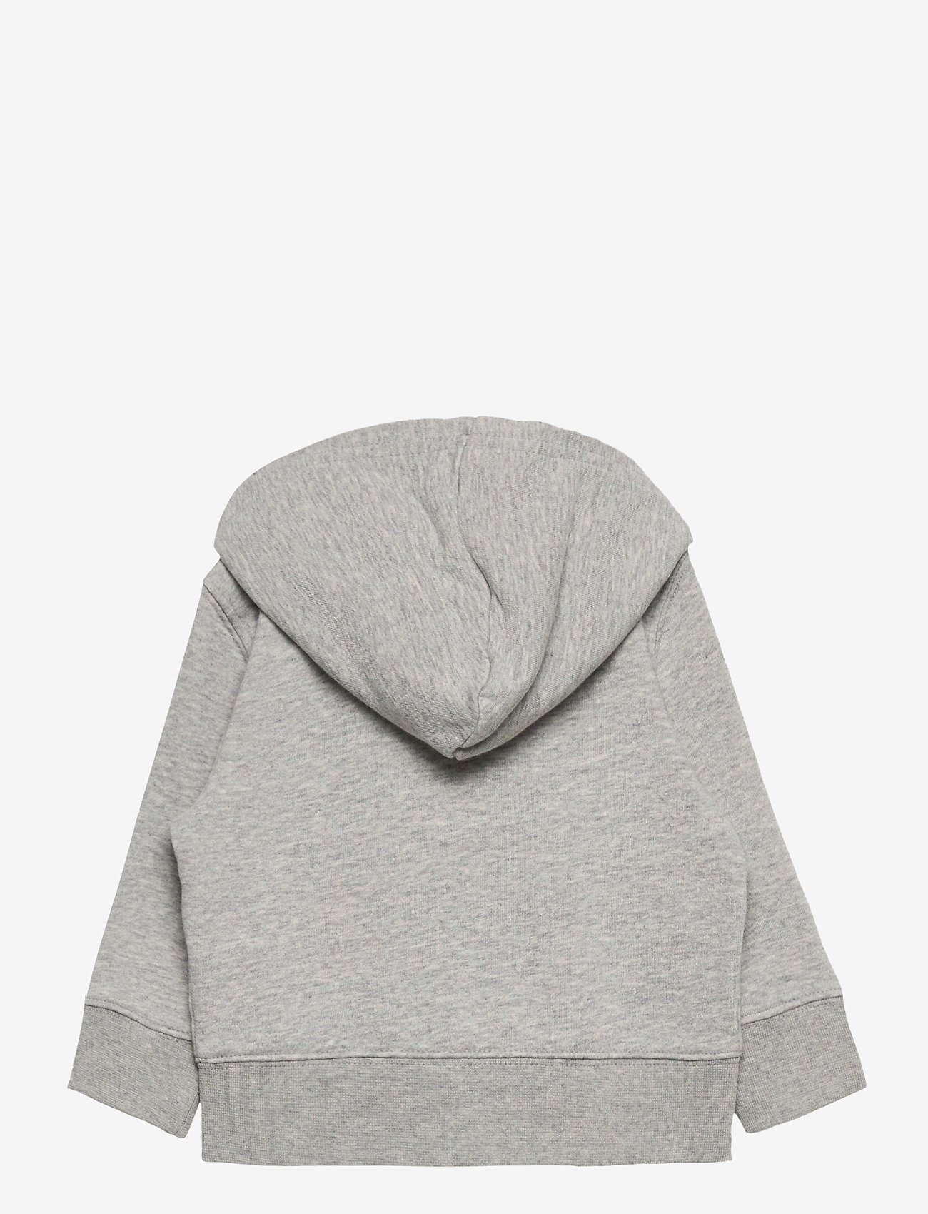 GAP - FZ FT LOGO REFRESH - kapuzenpullover - light heather grey b08 - 1