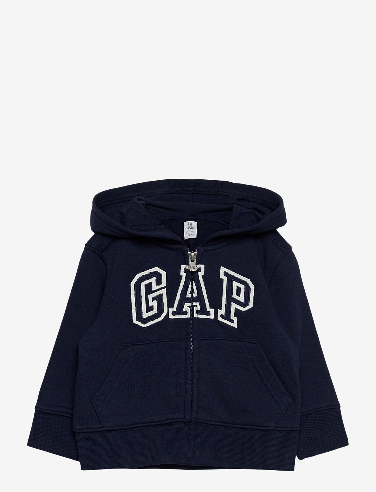 GAP - FZ FT LOGO REFRESH - hoodies - tapestry navy - 0