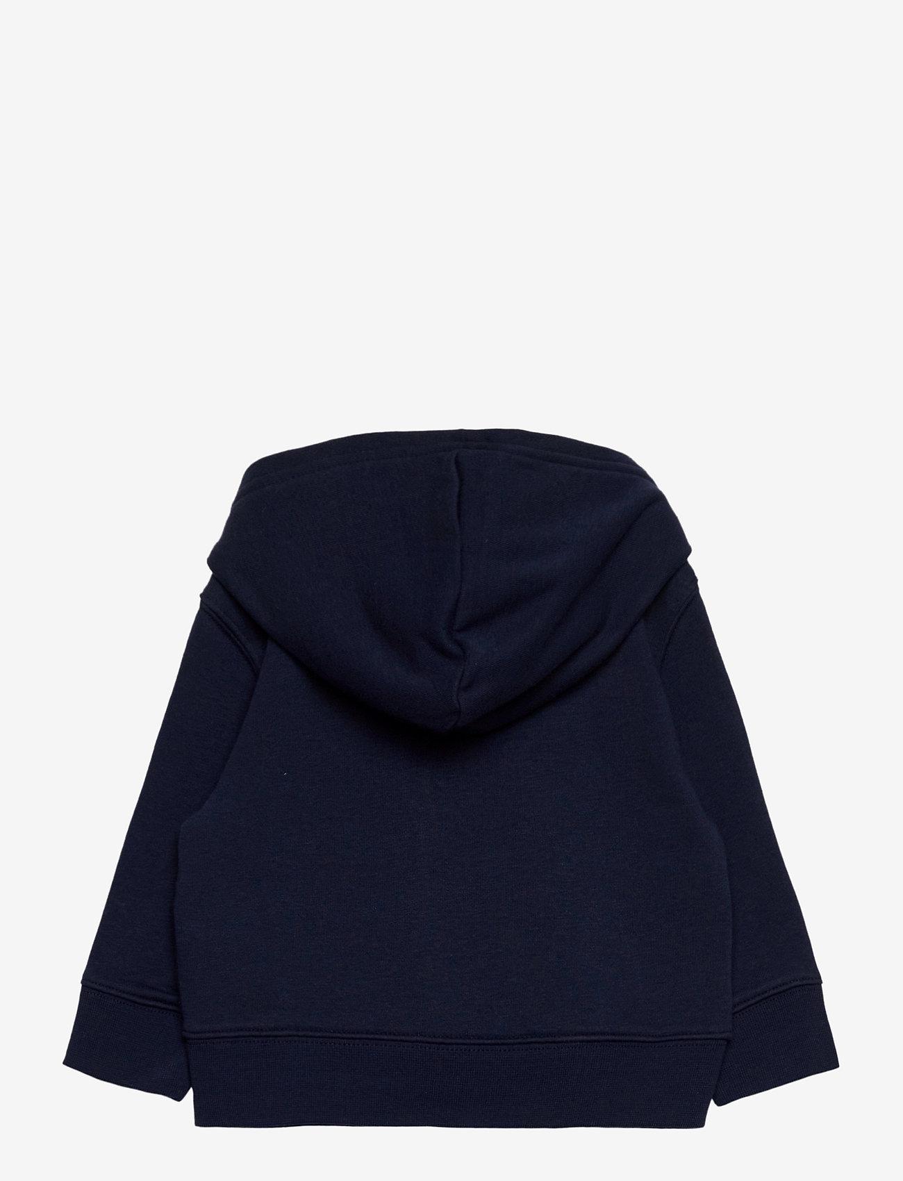 GAP - FZ FT LOGO REFRESH - hoodies - tapestry navy - 1