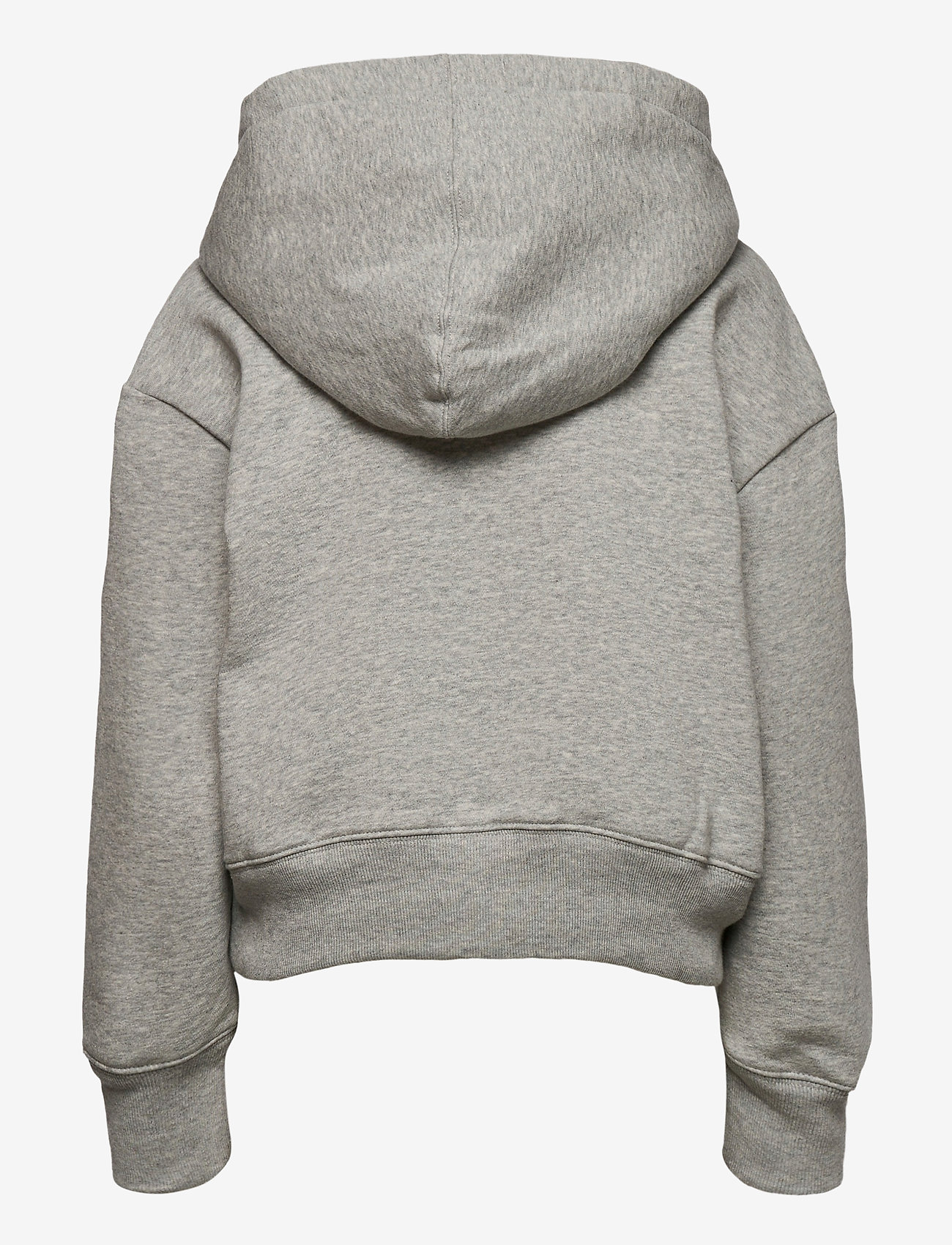 GAP - Kids Embossed Gap Logo Hoodie - hoodies - light heather grey - 1
