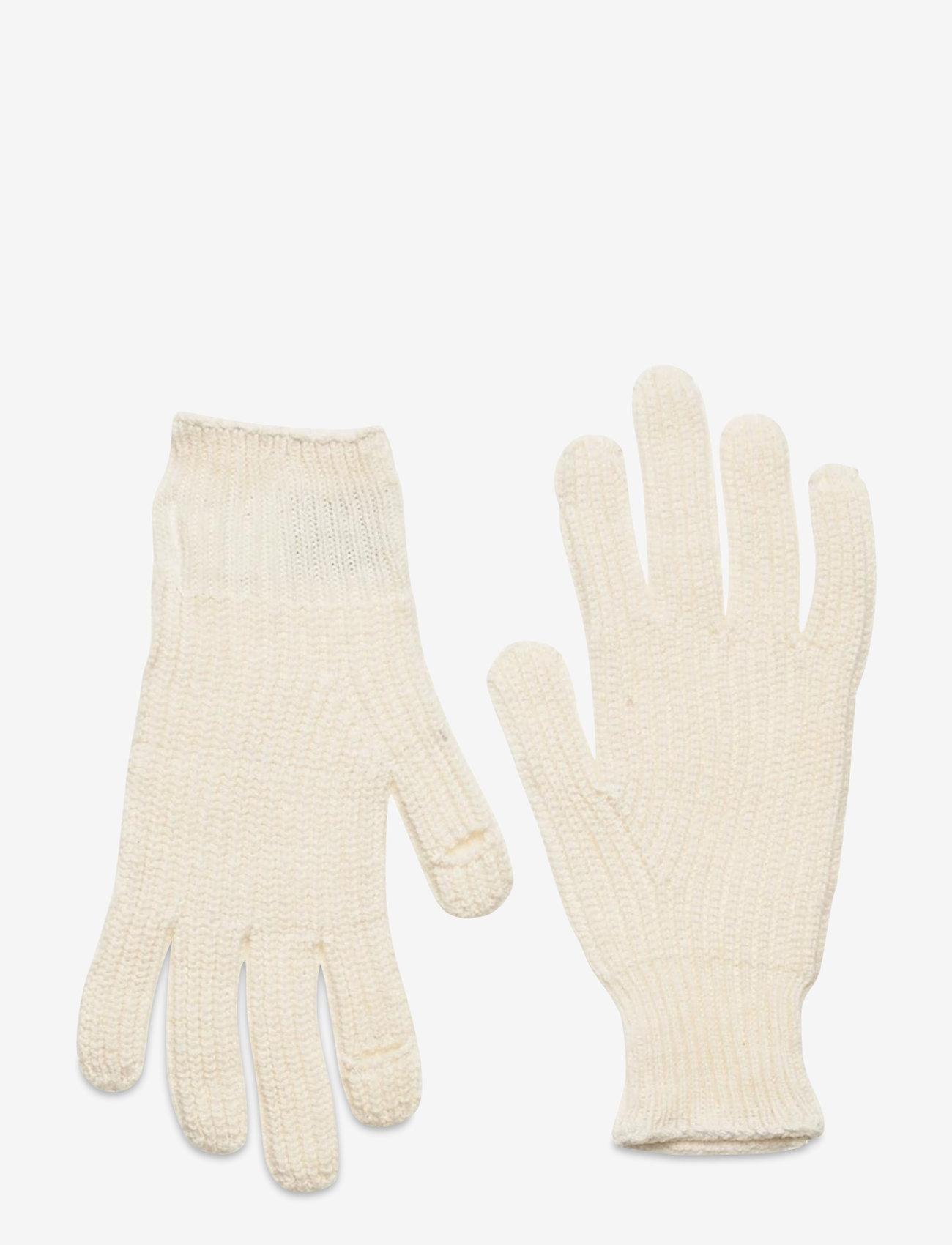 GAP - Smartphone Gloves - gants - ivory frost - 0