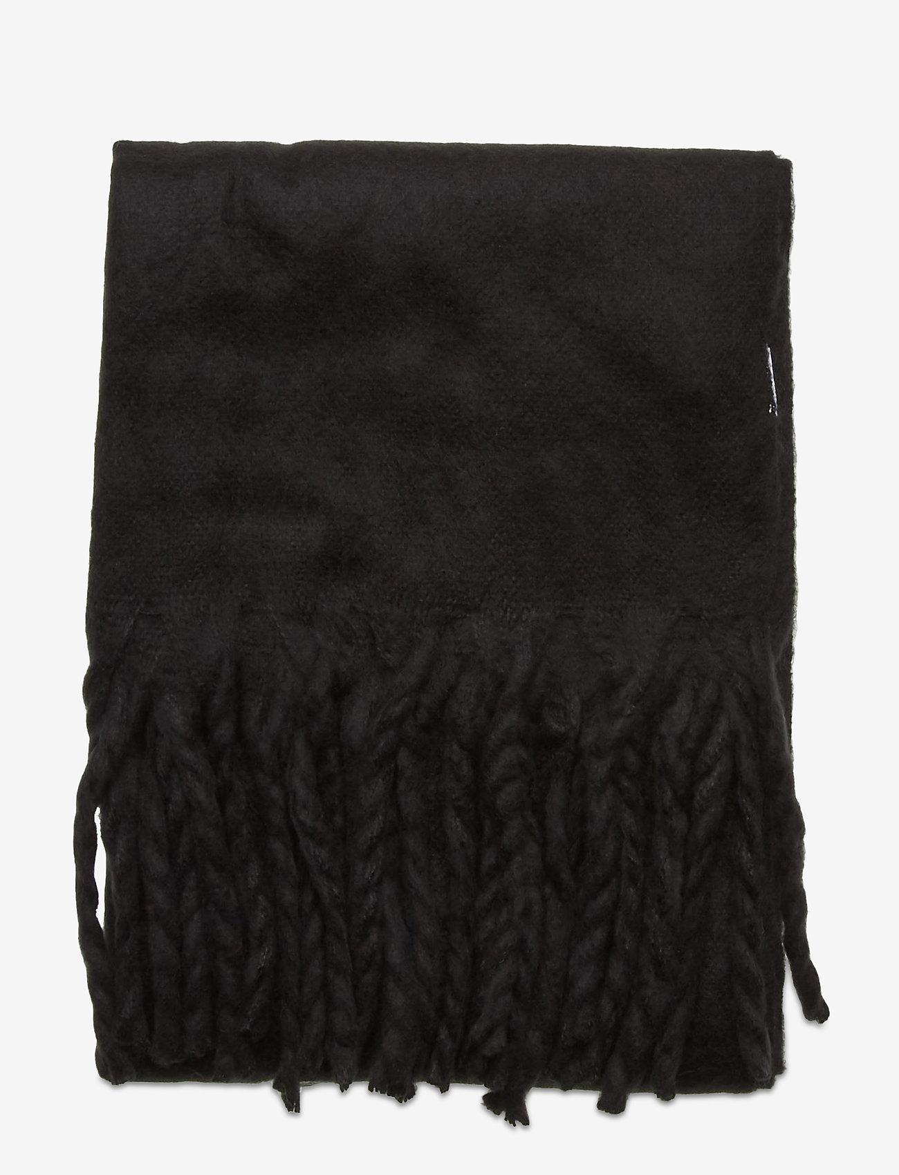 GAP - Brushed Scarf - scarves - true black - 1