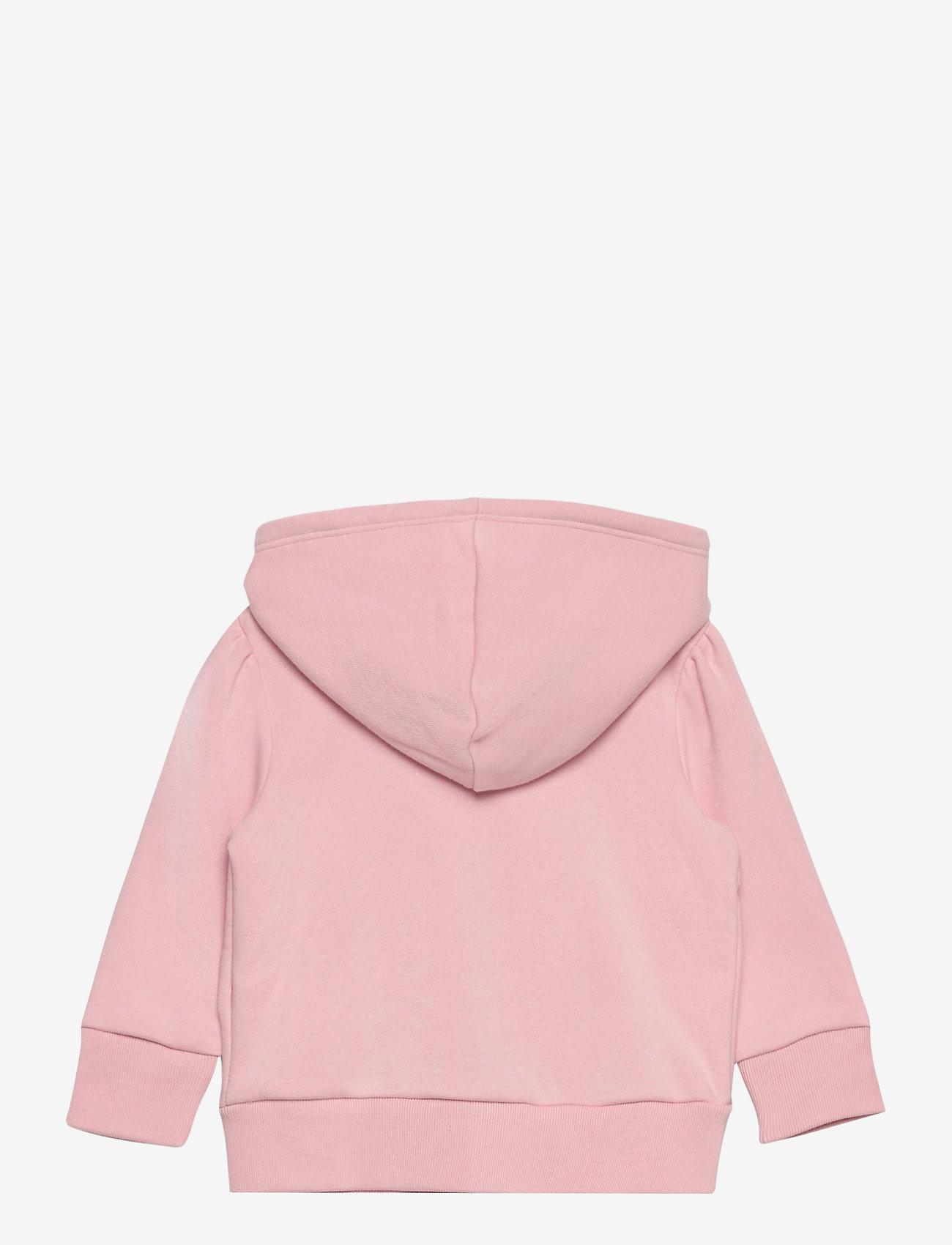 GAP - BAS LOGO FT FZ - kapuzenpullover - icy pink - 1