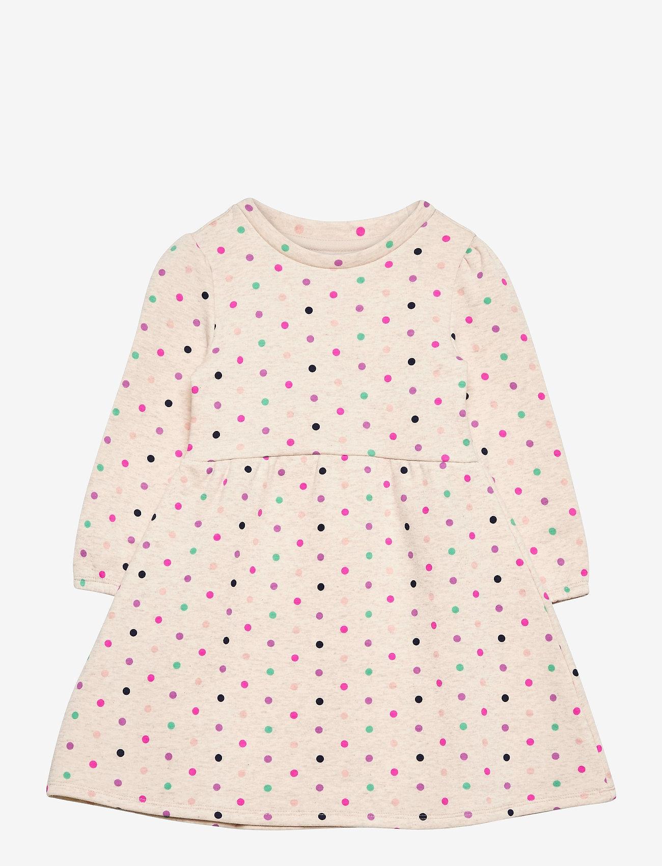 GAP - Toddler Cozy Polk-A-Dot Dress - kleider - dot print - 0