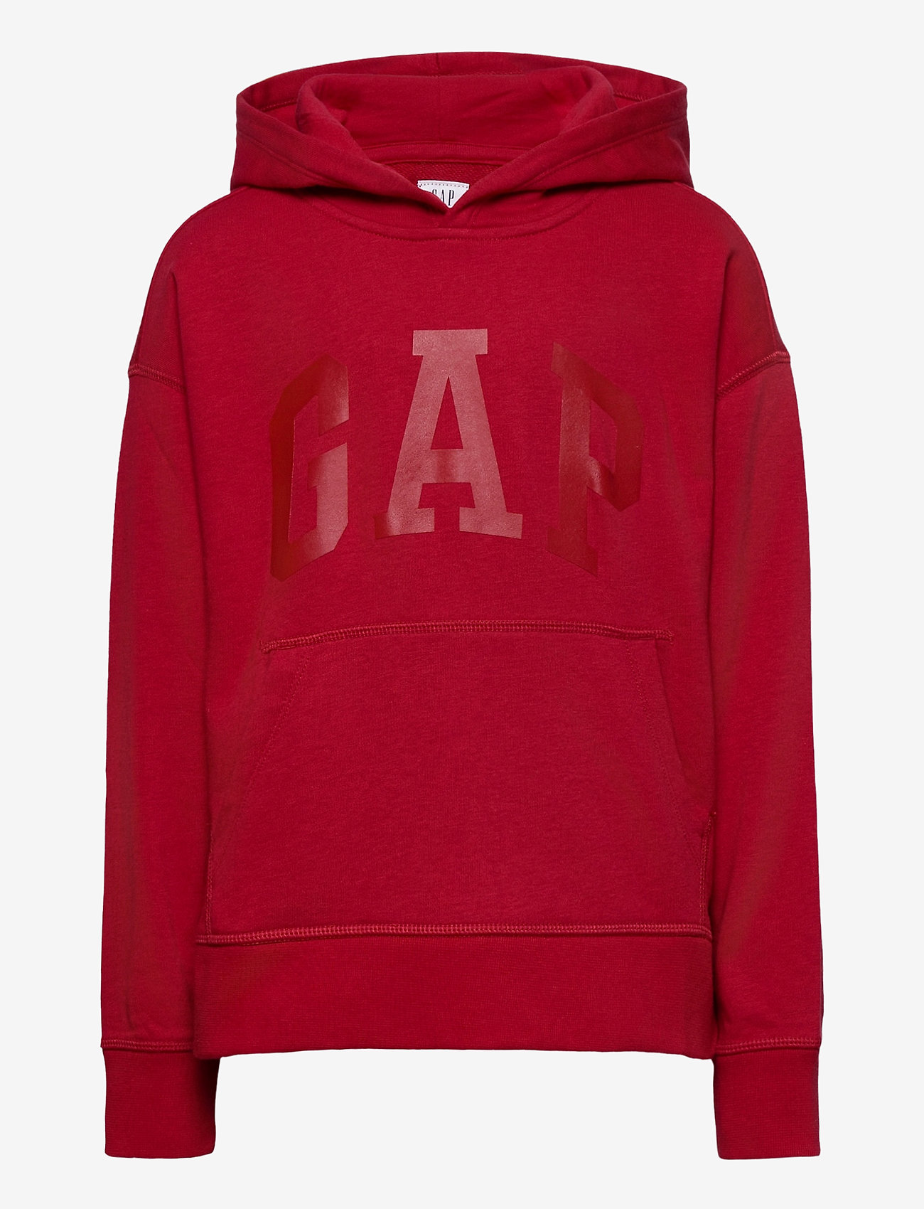 GAP - FT INTL ARCH PO HD - hoodies - admiral red - 0
