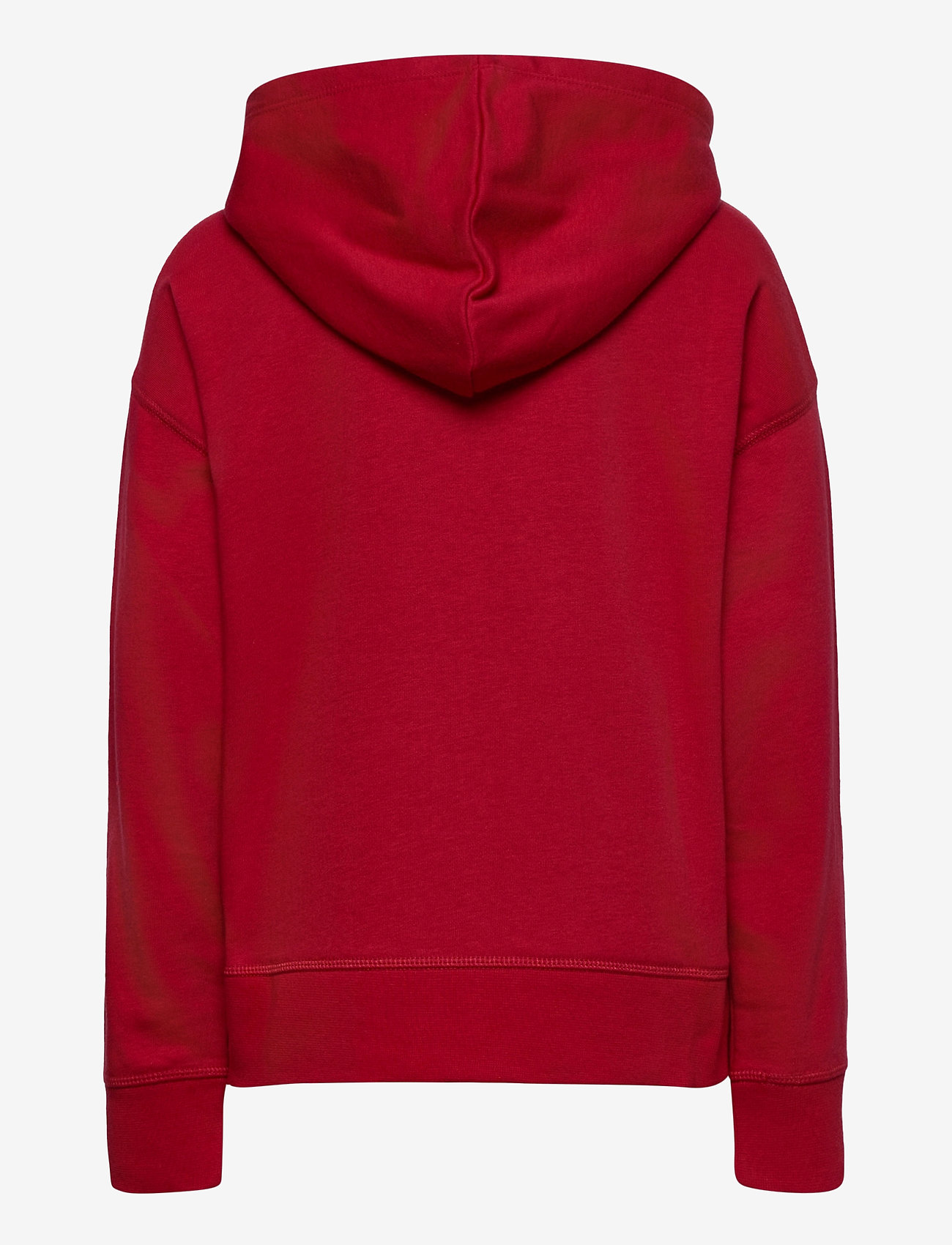 GAP - FT INTL ARCH PO HD - hoodies - admiral red - 1