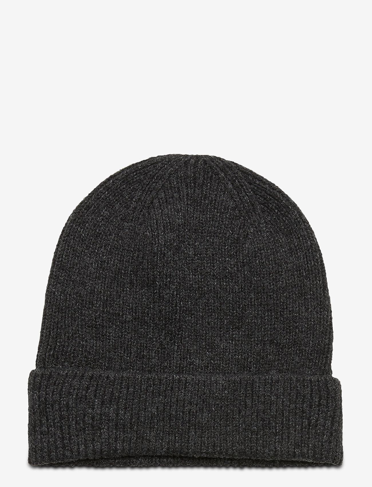 GAP - Rib Beanie - huer - charcoal grey b20 - 1