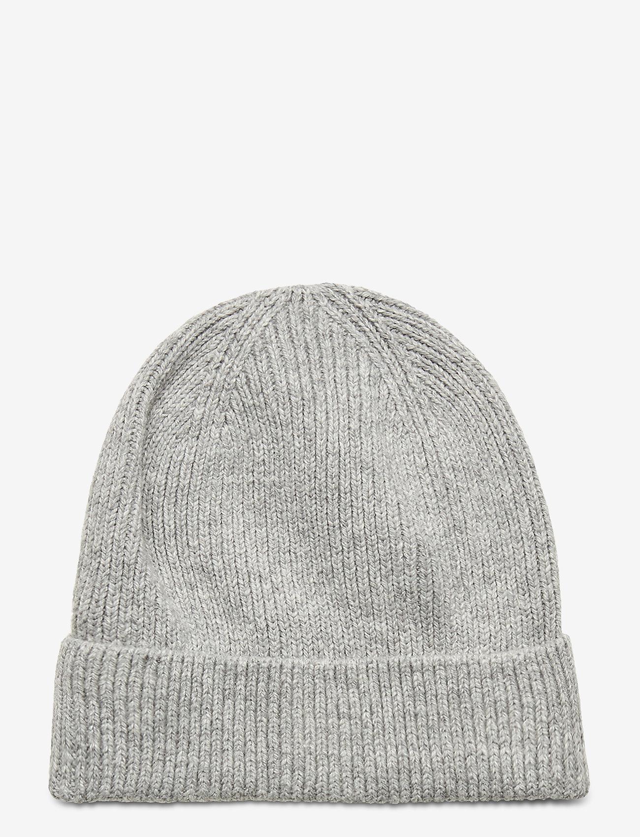 GAP - Rib Beanie - huer - light grey - 0