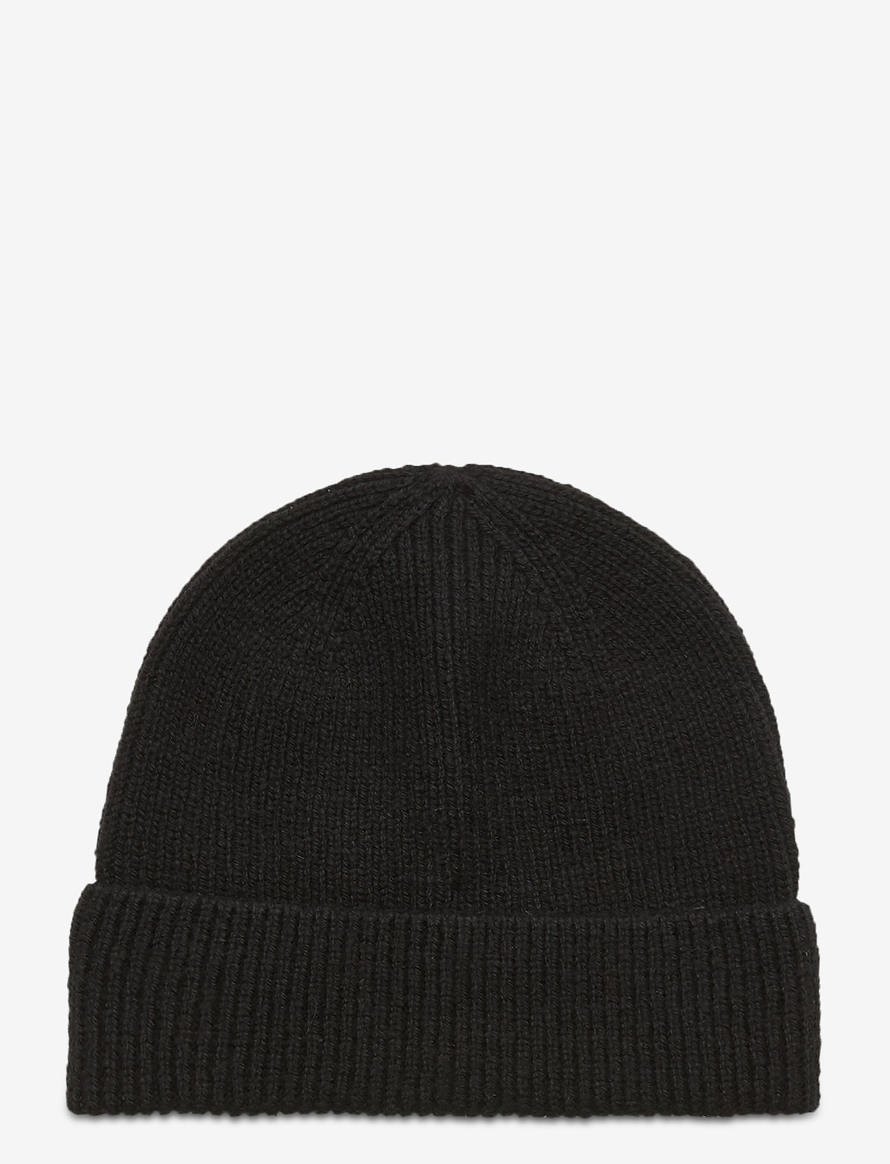 GAP - Rib Beanie - huer - true black - 0