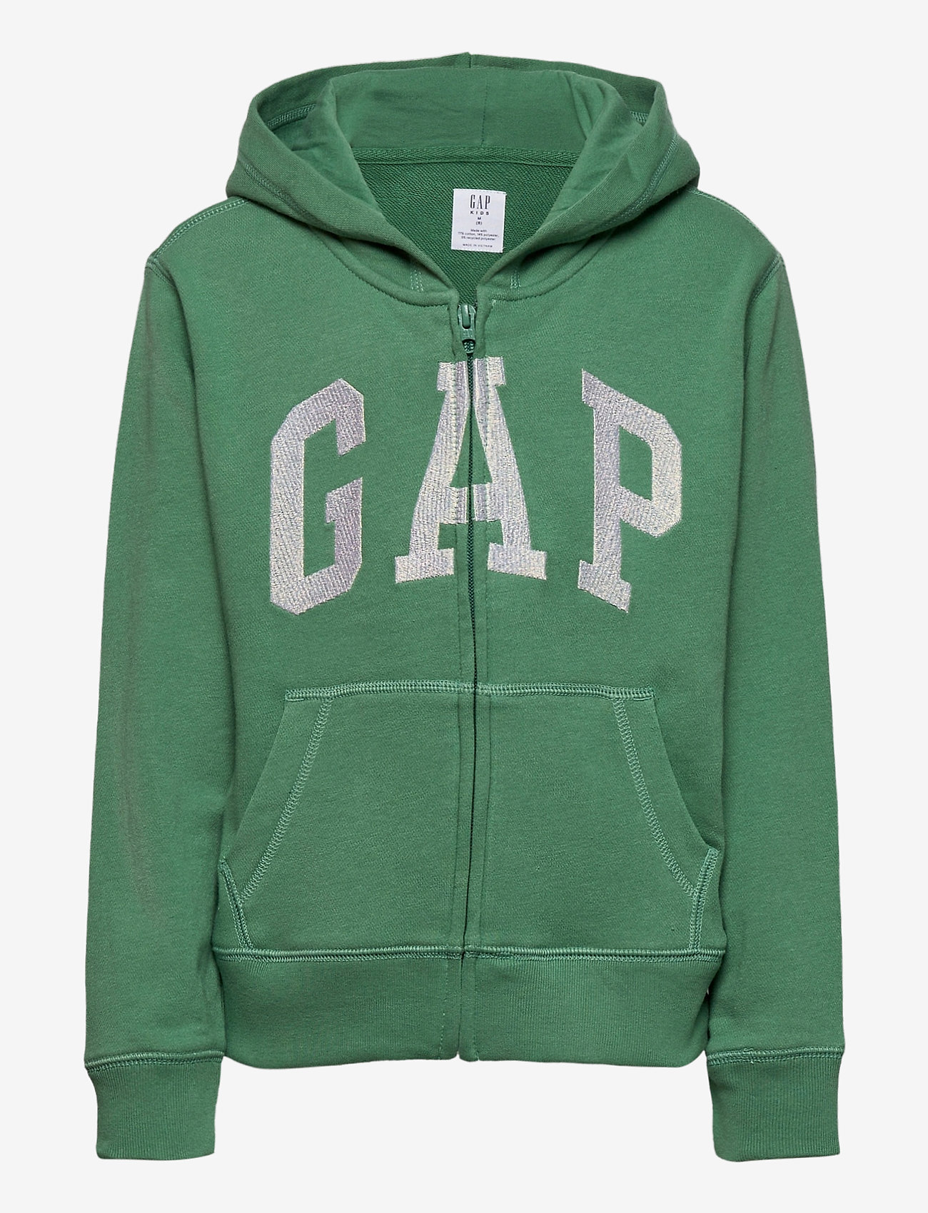GAP - IE FT BASIC ARCH FZ - kapuzenpullover - arctic green 612 - 0