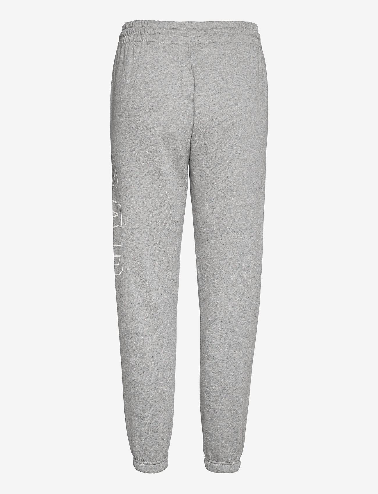 GAP - Gap Logo Heavyweight Easy Joggers - sweatpants - b10 grey heather - 1