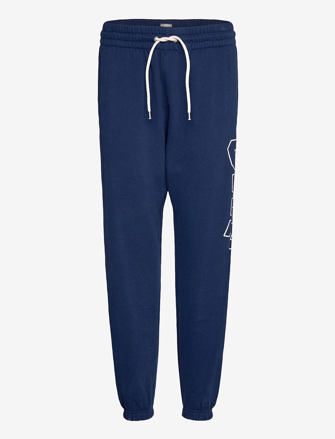 GAP - Gap Logo Heavyweight Easy Joggers - sweatpants - elysian blue - 0