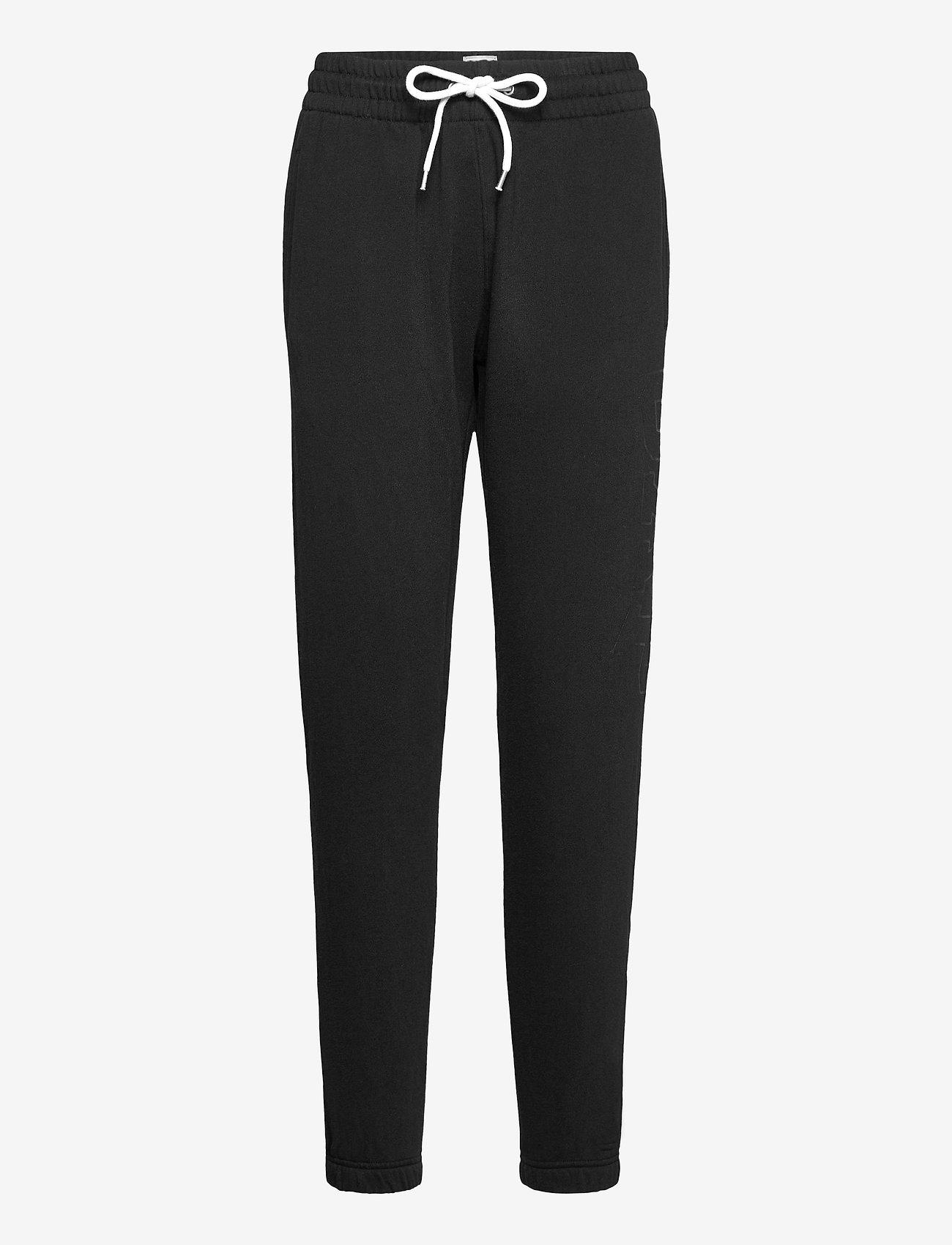 GAP - Gap Logo Heavyweight Easy Joggers - sweatpants - true black - 0