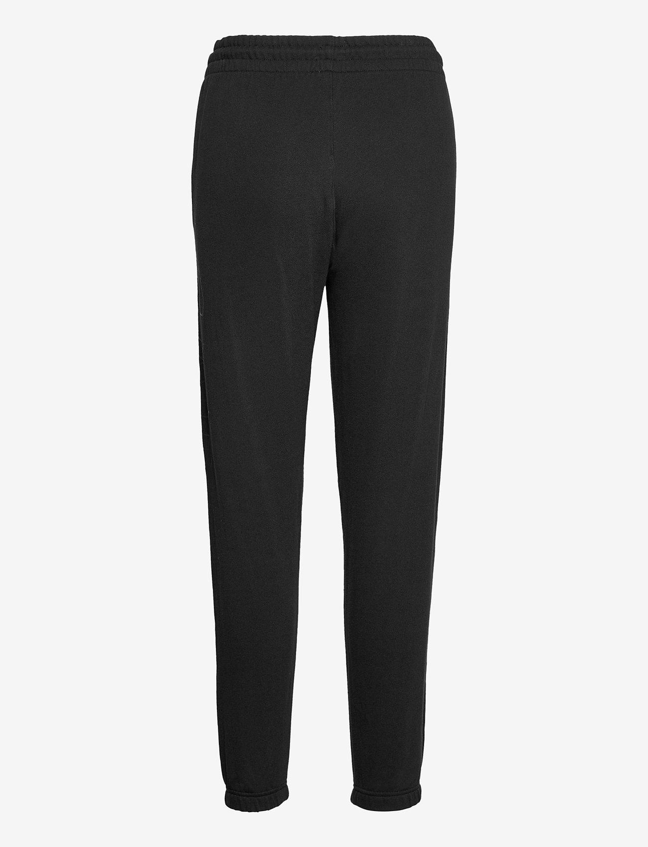 GAP - Gap Logo Heavyweight Easy Joggers - sweatpants - true black - 1