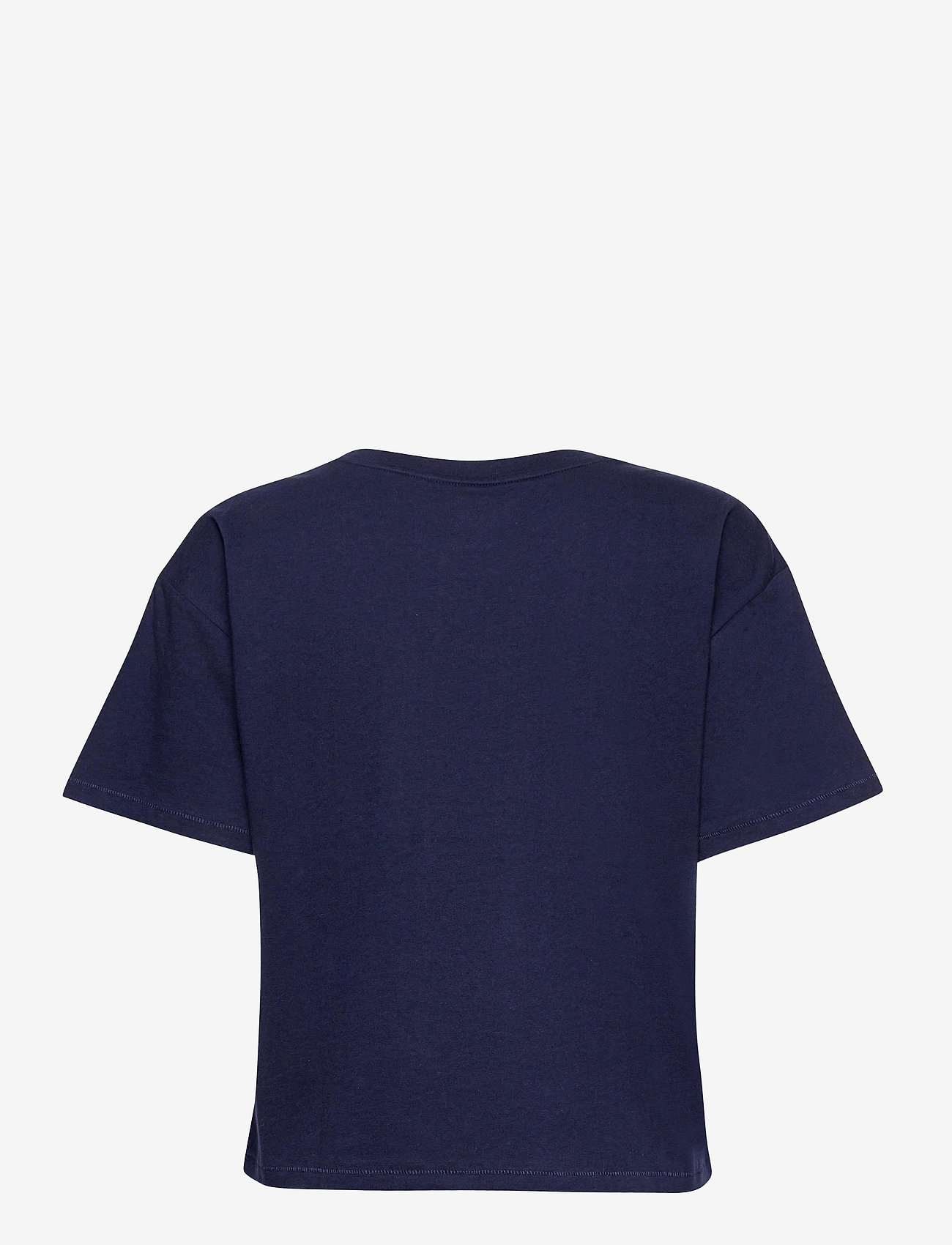 GAP - GAP EASY SS TEE - t-shirts - navy uniform - 1