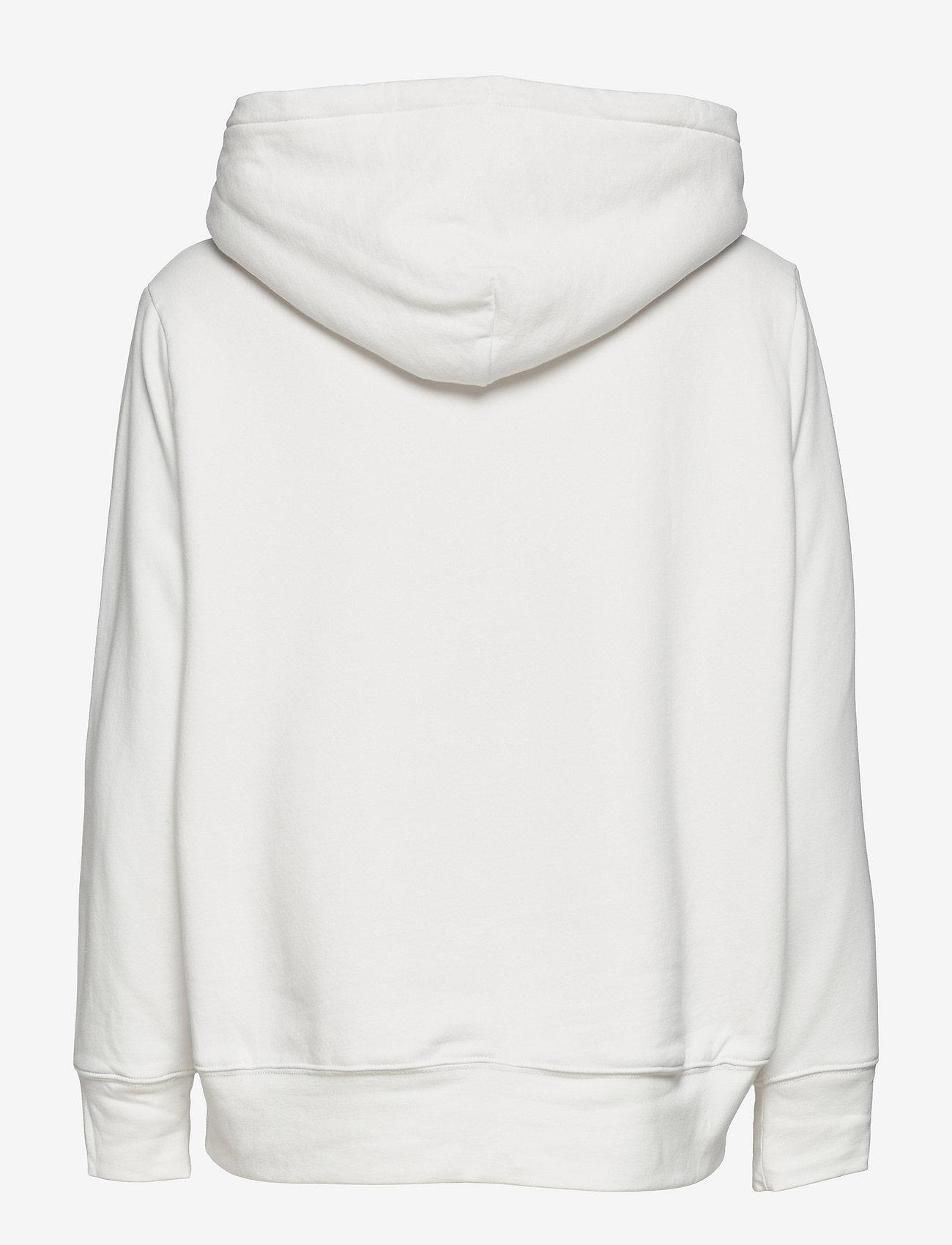 GAP - Gap Logo Sherpa Hoodie - hoodies - carls stone - 1
