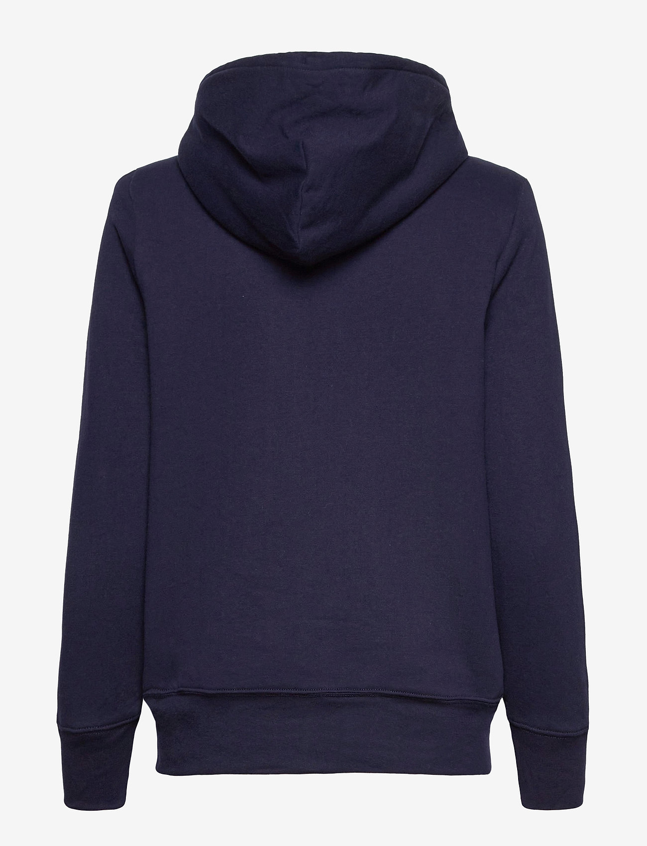 GAP - Gap Logo Sherpa Hoodie - hoodies - navy uniform - 1