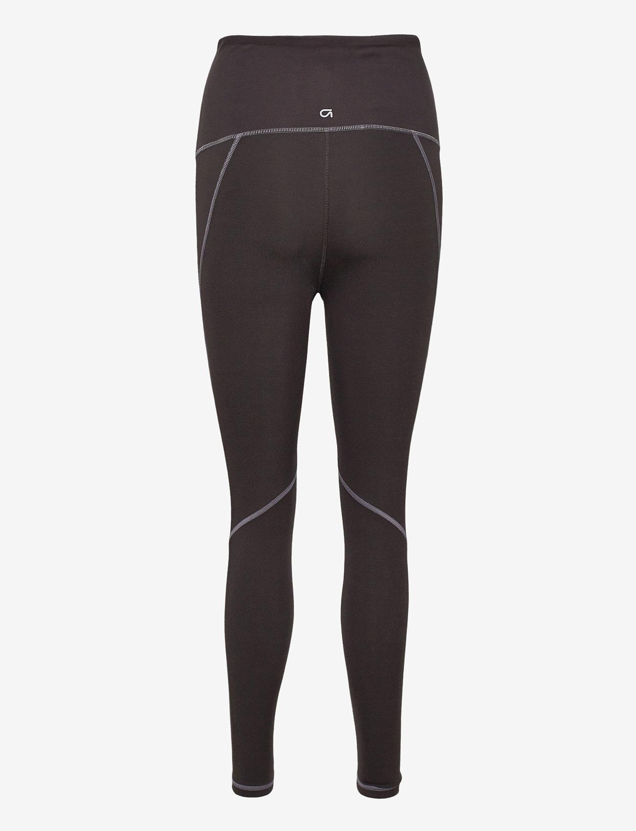 GAP - Maternity 7/8 Leggings in Sculpt Compression - leggings - soft black - 1
