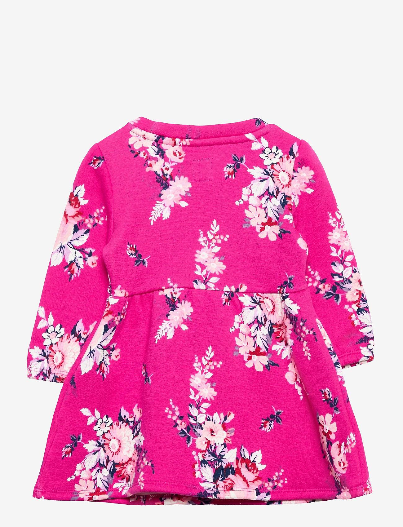 GAP - Toddler Floral Cozy Dress - kleider - floral print - 1