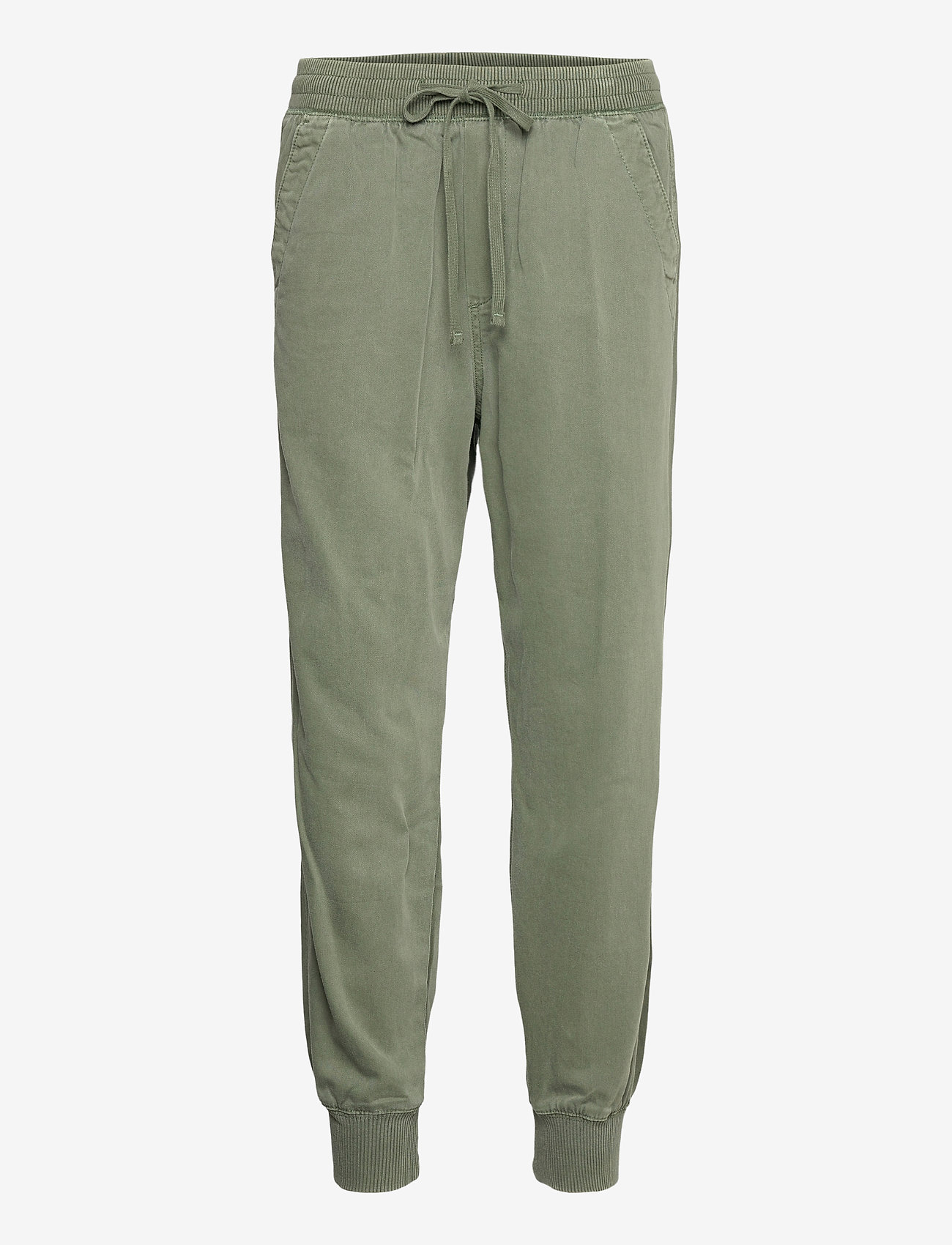GAP - Soft Woven Joggers - casual trousers - greenway - 0