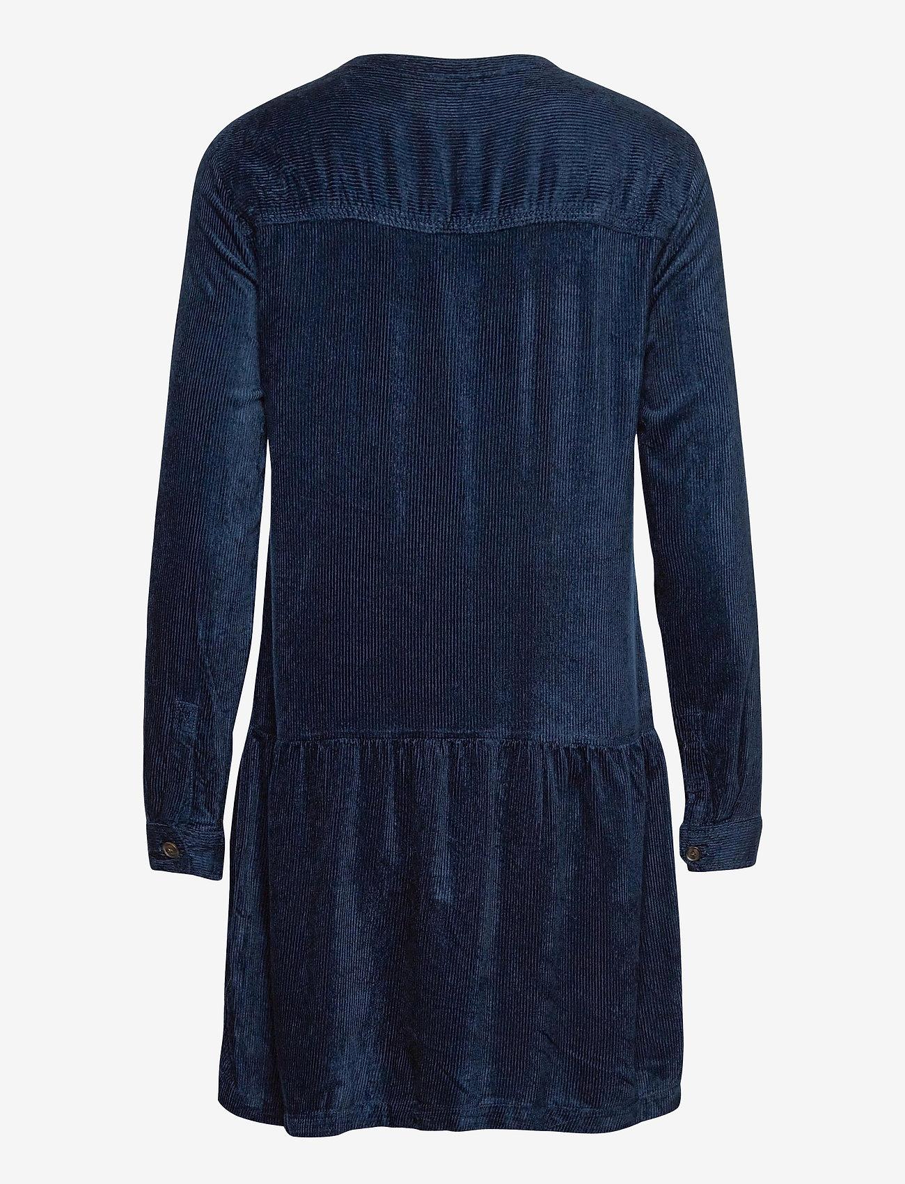 GAP - Corduroy Shirtdress - alledaagse jurken - night - 1