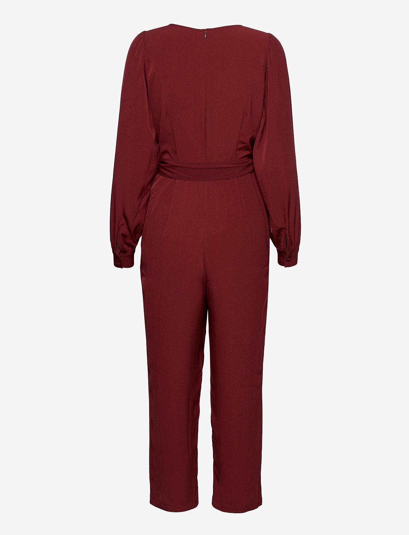 GAP - V-Neck Jumpsuit - jumpsuits - shiraz239 - 1