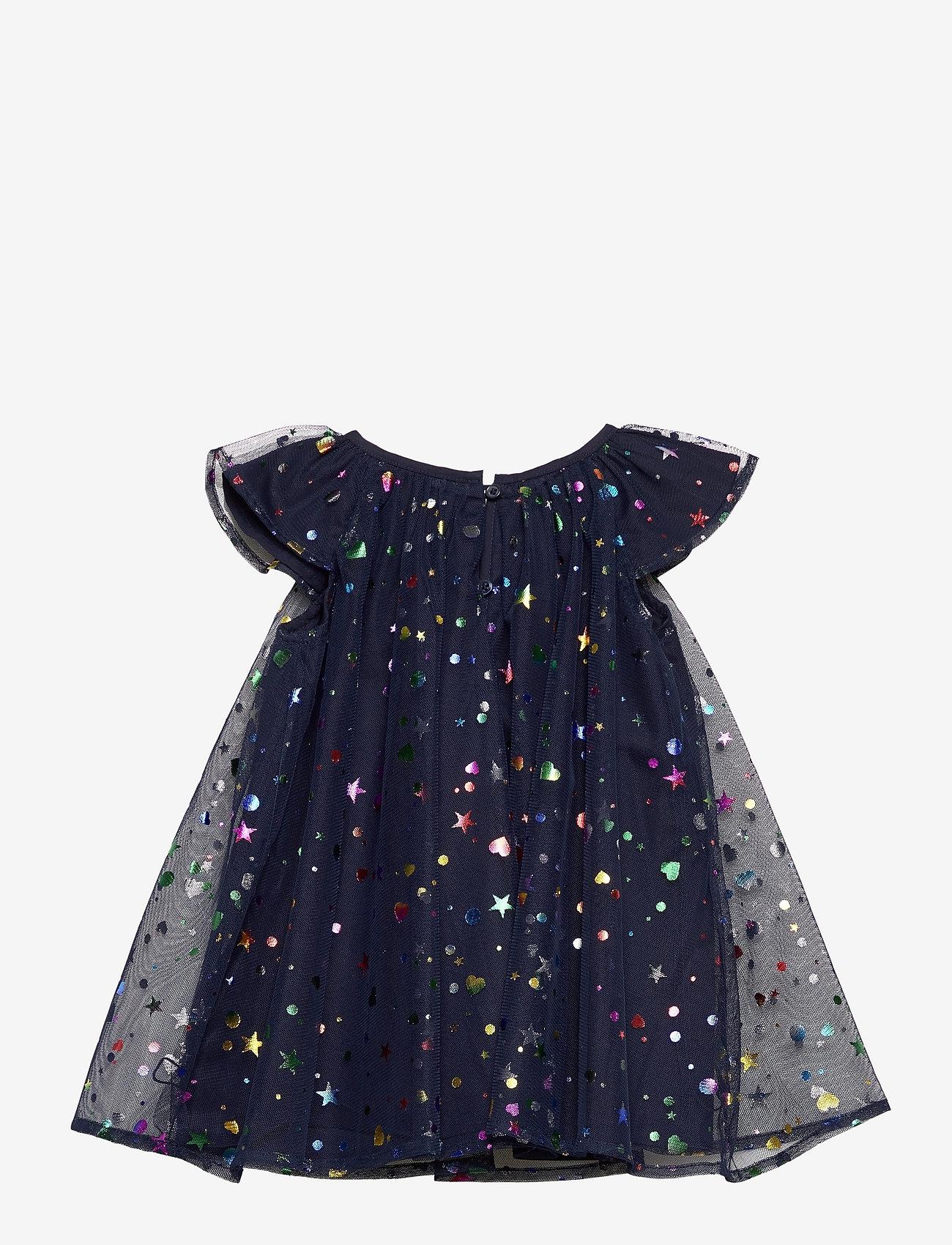 GAP - Toddler Tulle Dress - kleider - navy uniform v2 - 1