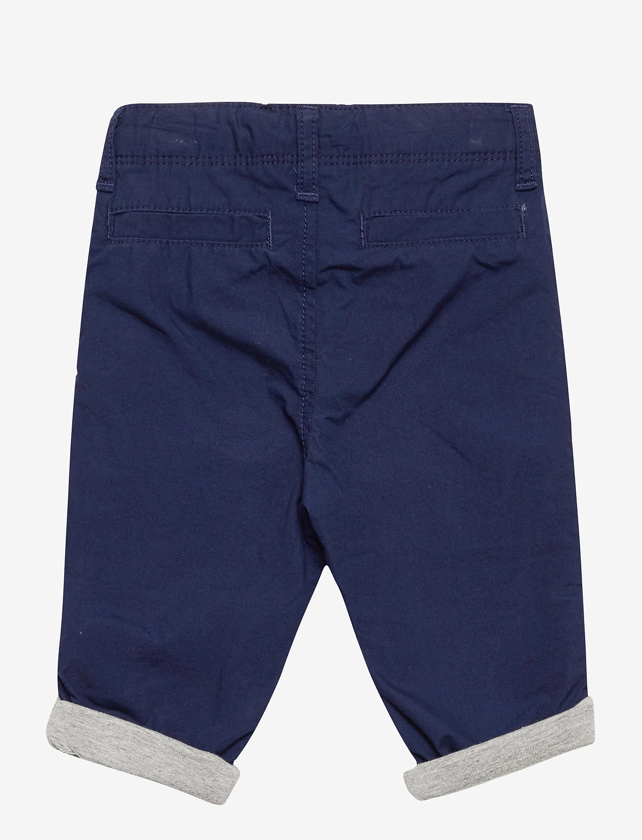 GAP - Toddler Lined Lived In Khakis - trousers - elysian blue - 1
