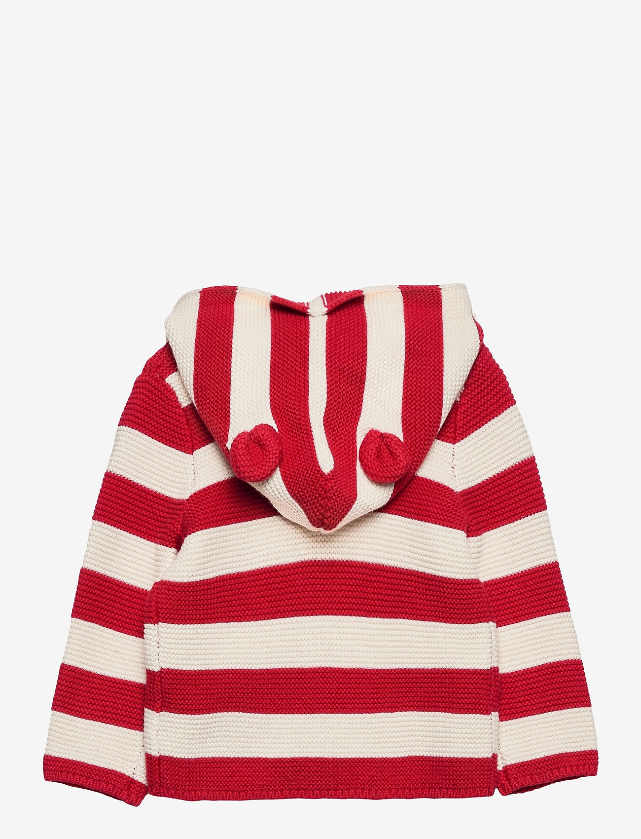 GAP - Baby Stripe Sweater - gilets - pure red stripe - 1