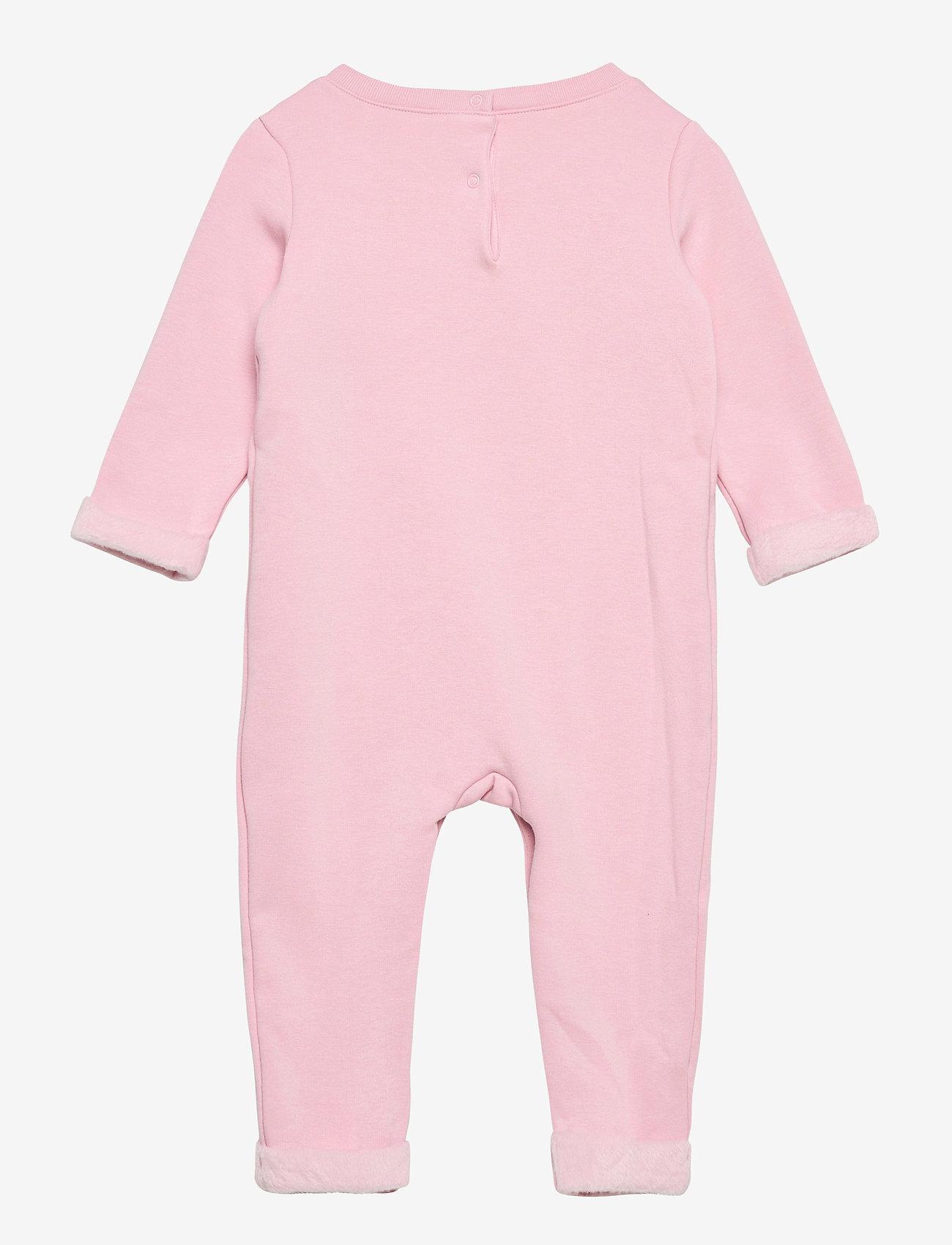 GAP - Baby Cozy Reindeer One-Piece - langärmelig - misty rose - 1