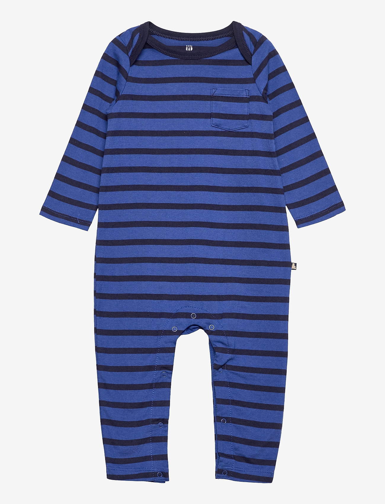 GAP - Baby Footless One-Piece - langärmelig - active blue - 0