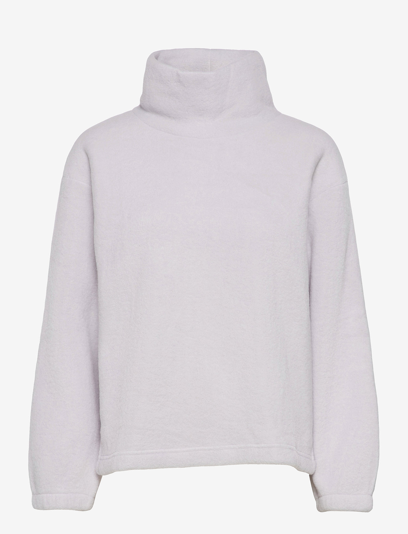 GAP - Fleece Turtleneck Sweatshirt - mid layer jackets - starlight - 0