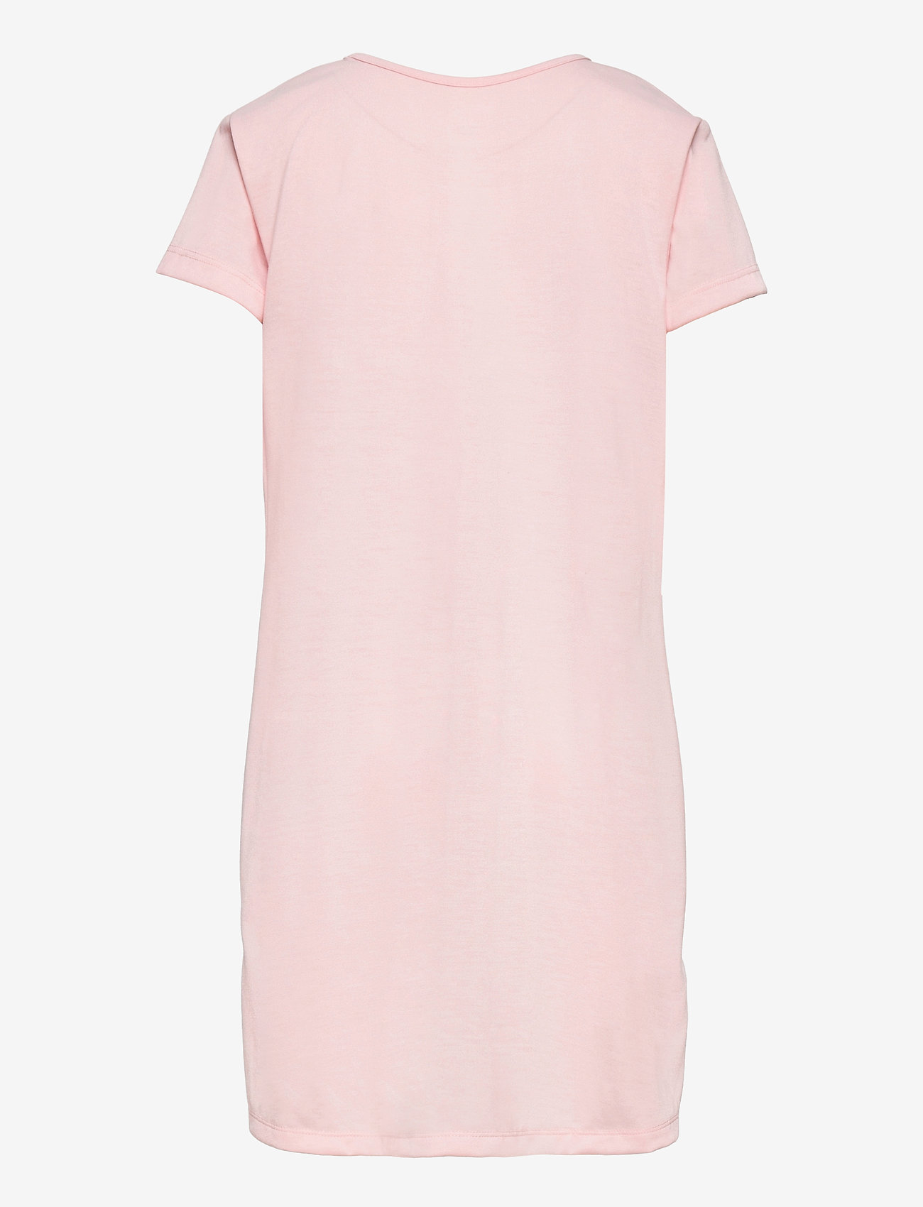 GAP - Kids 100% Recycled Polyester Unicorn PJ Dress - nat- & undertøj - spring pink - 1