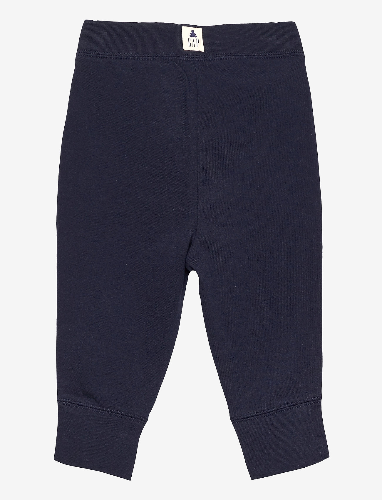 GAP - Toddler 100% Organic Cotton Mix and Match Pull-On Pants - trousers - blue galaxy - 1