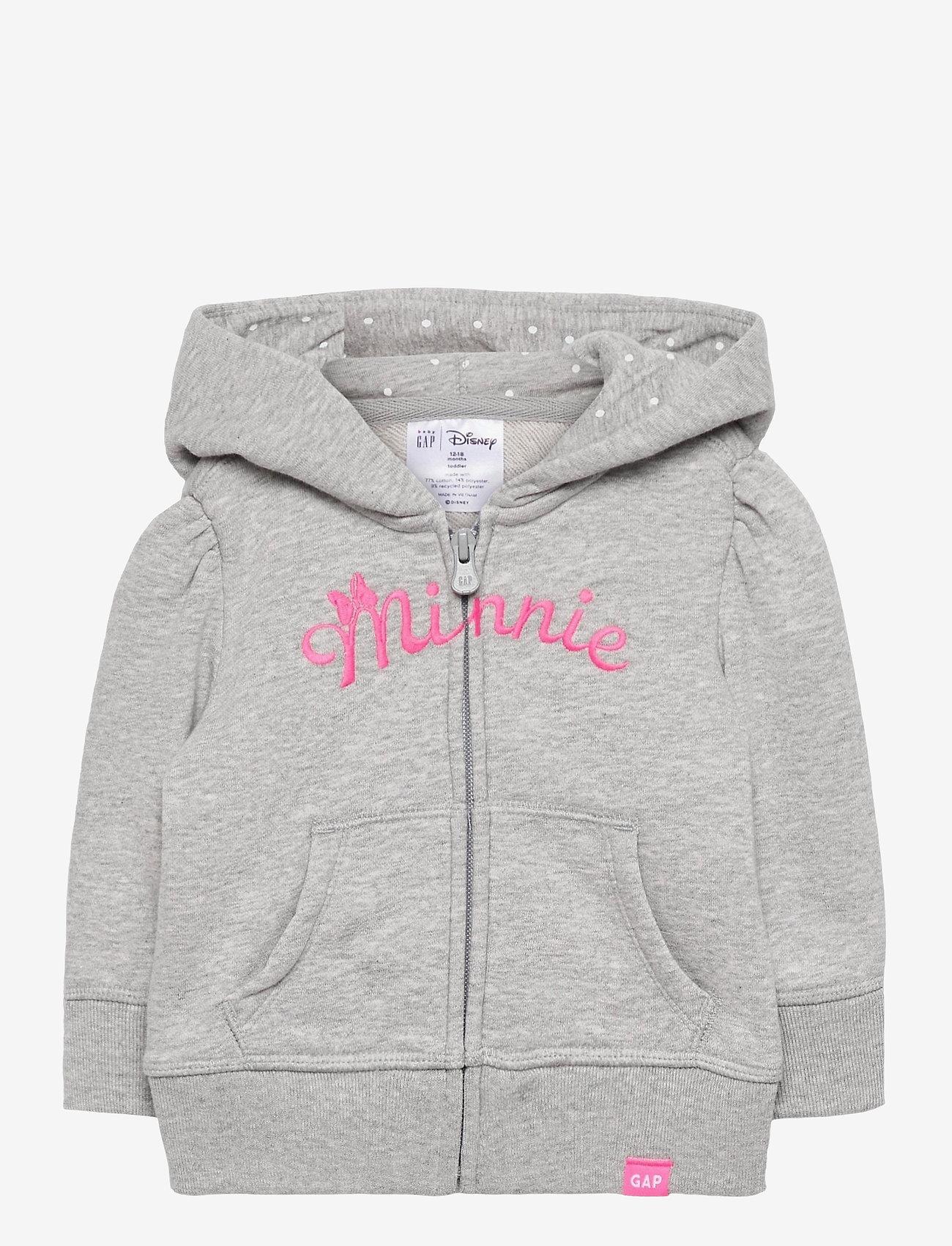 GAP - babyGap | Disney Mickey Minnie Mouse Hoodie - sweatshirts - minnie mouse - 0