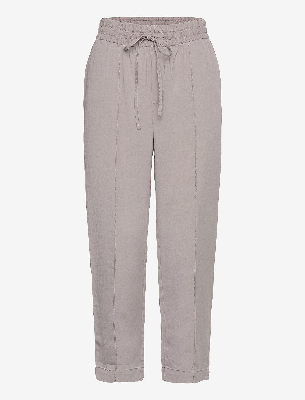GAP - VERSATILE PULL-ON TENCEL JOGGER - vêtements - light taupe - 0