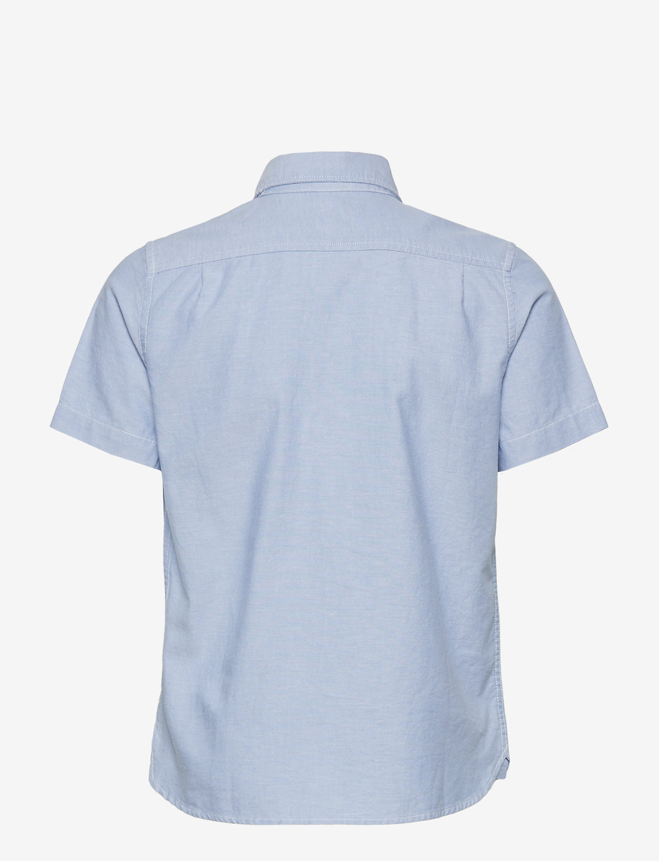 GAP - Kids Uniform Oxford Short Sleeve Shirt - overhemden - oxford blue - 1