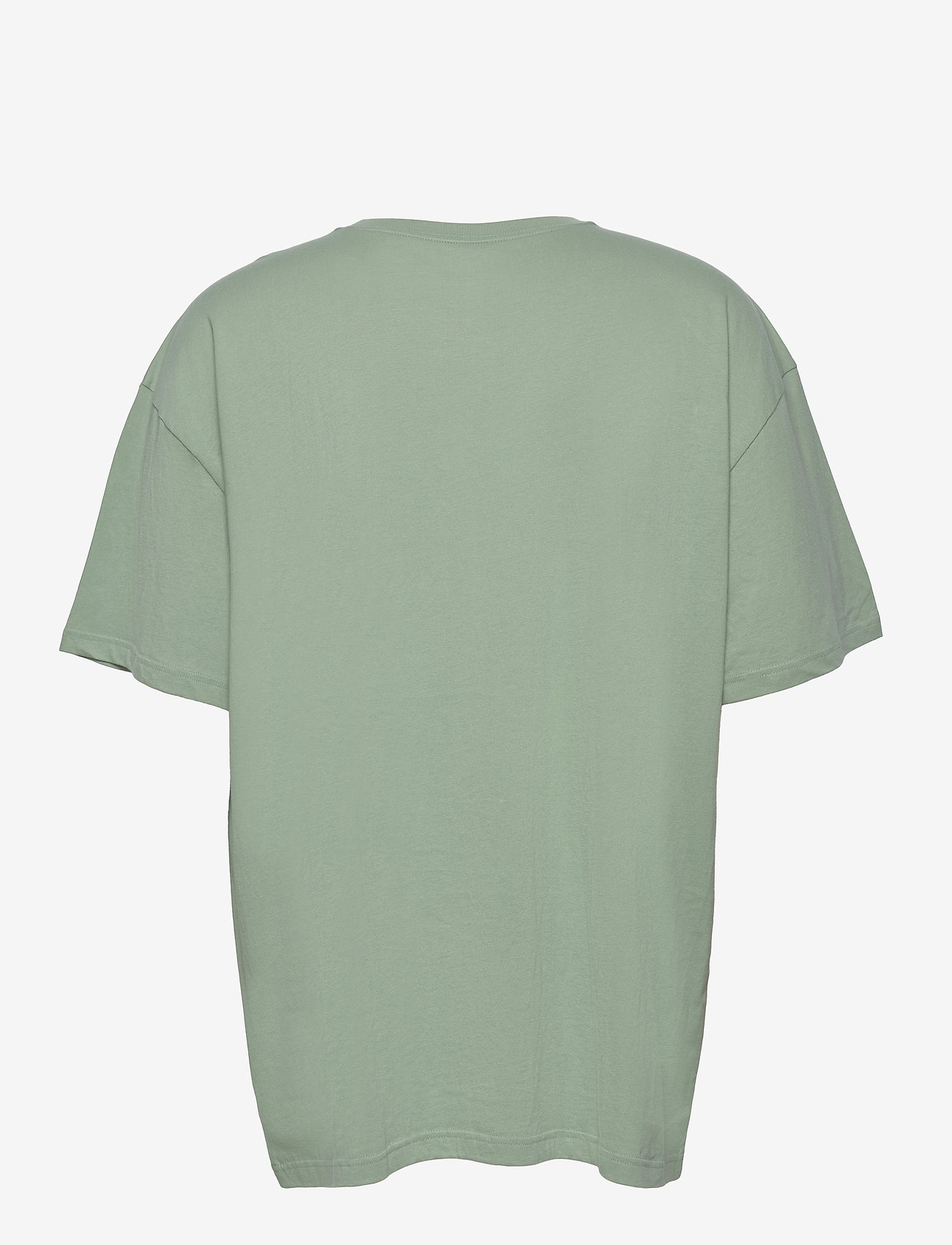 GAP - Gap Logo Pocket T-Shirt - podstawowe koszulki - granite green 16-5907 - 1