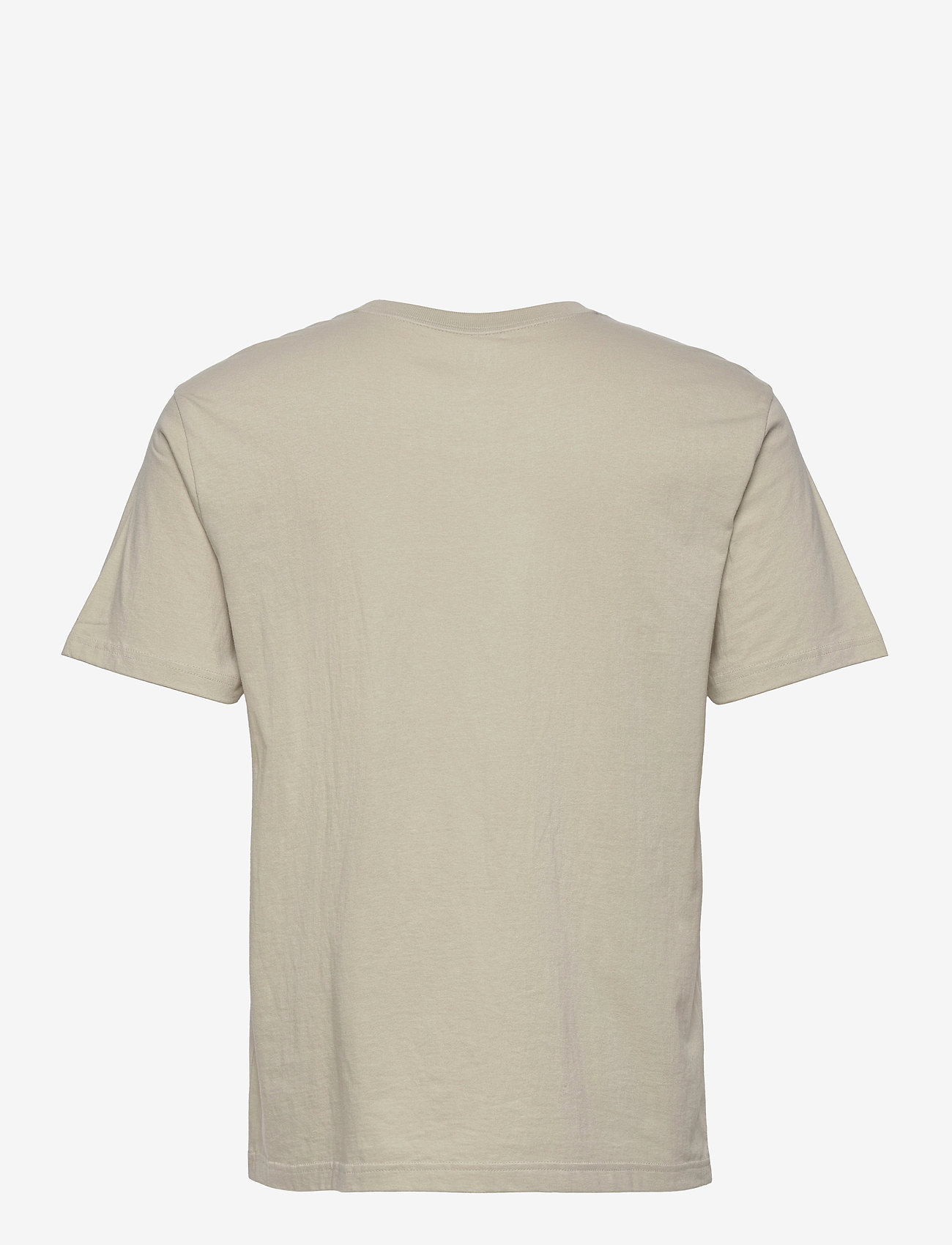 GAP - Gap Logo Pocket T-Shirt - basic t-shirts - moonstone hthr b2367 - 1